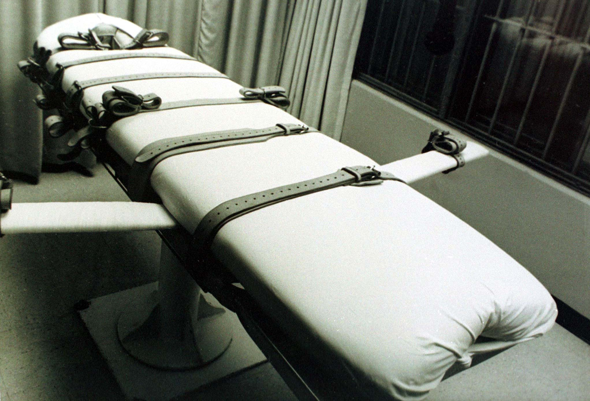 The execution gurney in the Walls Unit in Huntsville, Texas has seen more inmates executed by lethal injection than almost all of the other states combined.