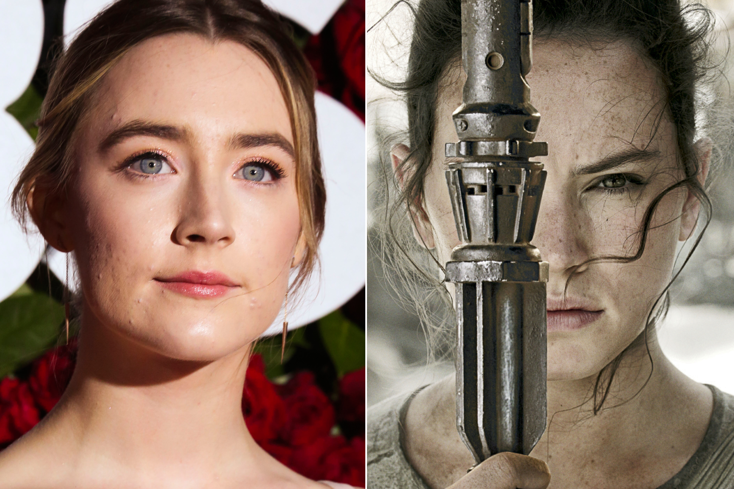 Saoirse Ronan almost cast as Rey in Star Wars