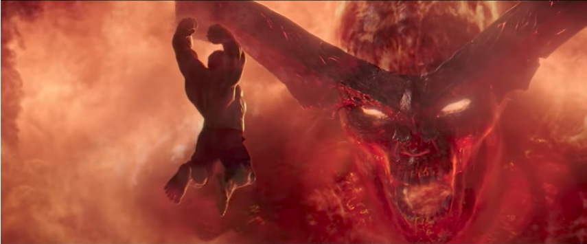 What Is Ragnarok And Who Is The Fire Demon In Thor Time