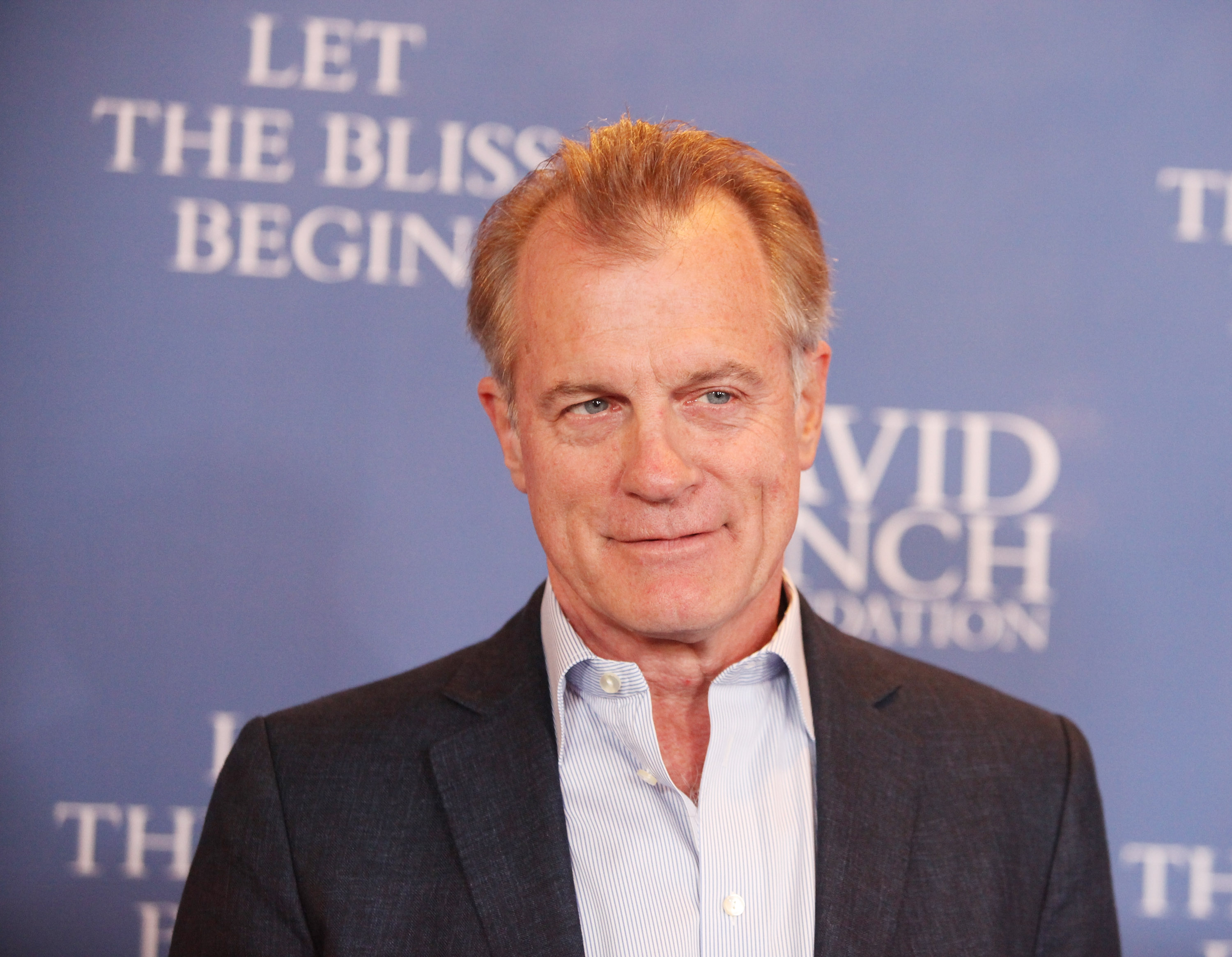 Stephen Collins arrives at The David Lynch Foundation hosts a  Night of Comedy  held at the Beverly Wilshire hotel in Beverly Hills, on June 30, 2012.