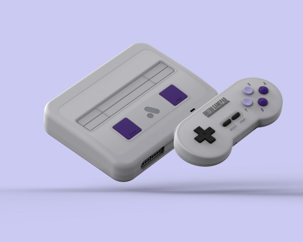 The Super Nt Is A Crazy High End Super Nintendo Time