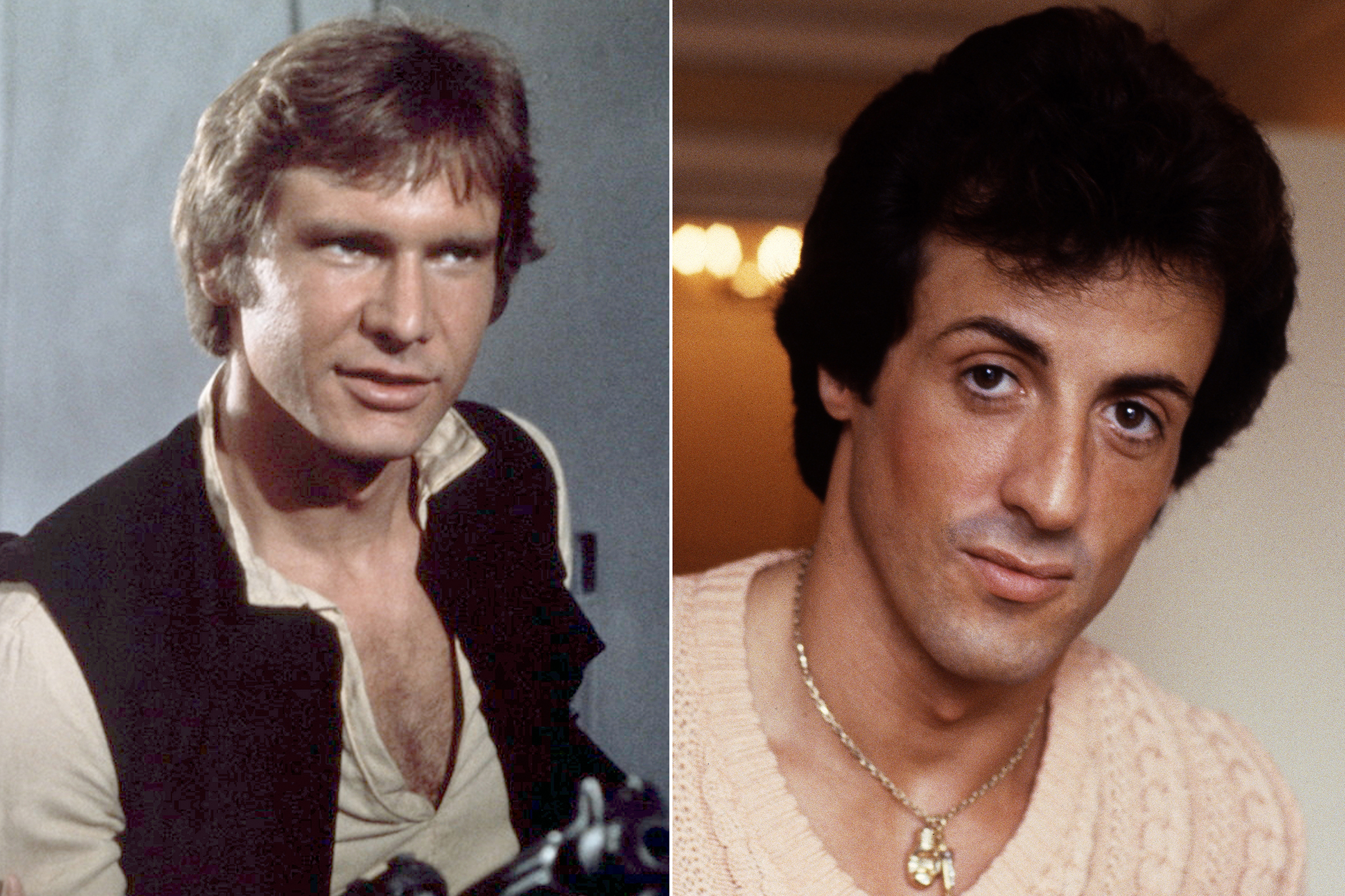 Sylvester Stallone was almost cast as Han Solo in Star Wars