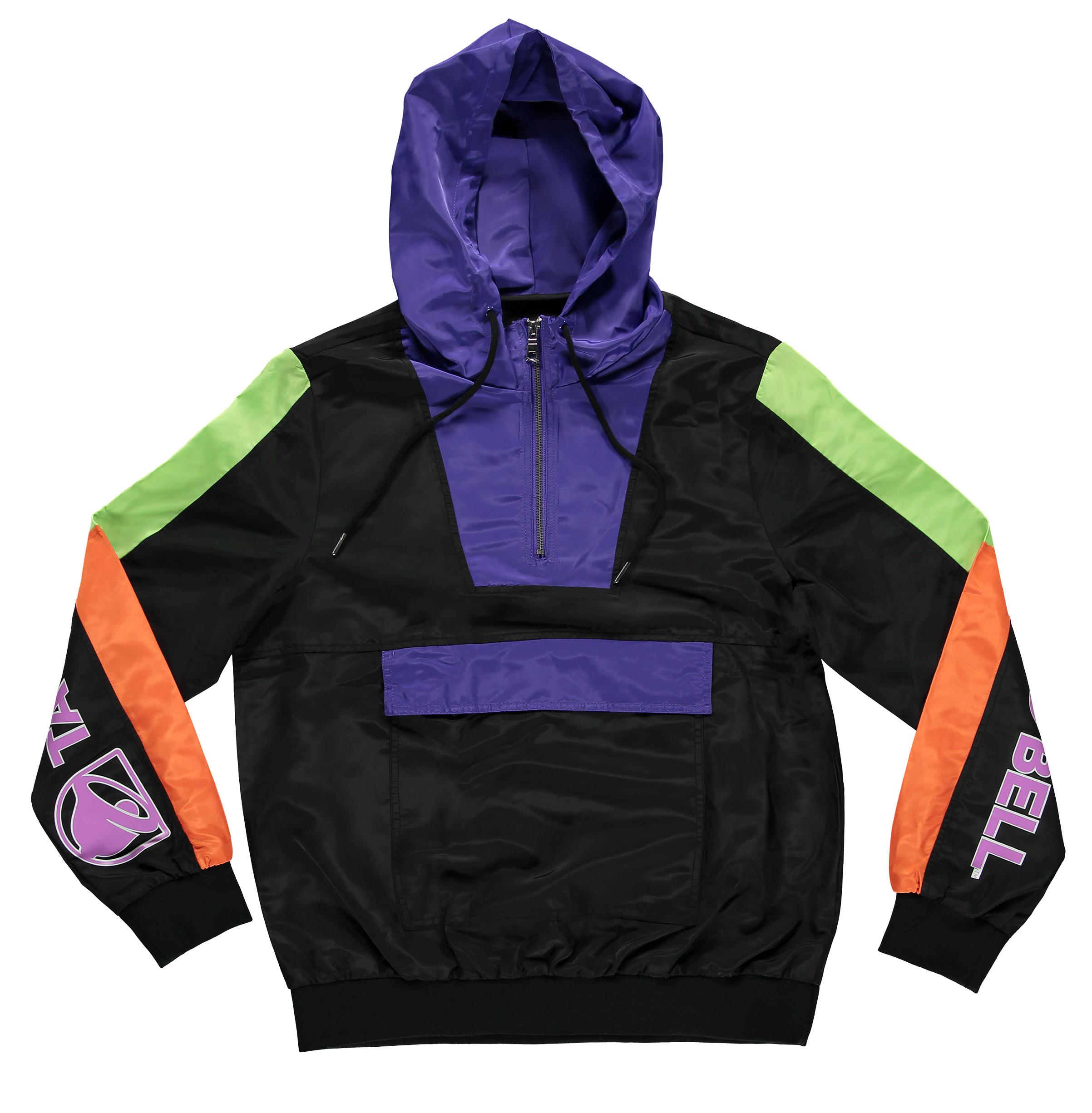 Taco Bell Anorak Jacket