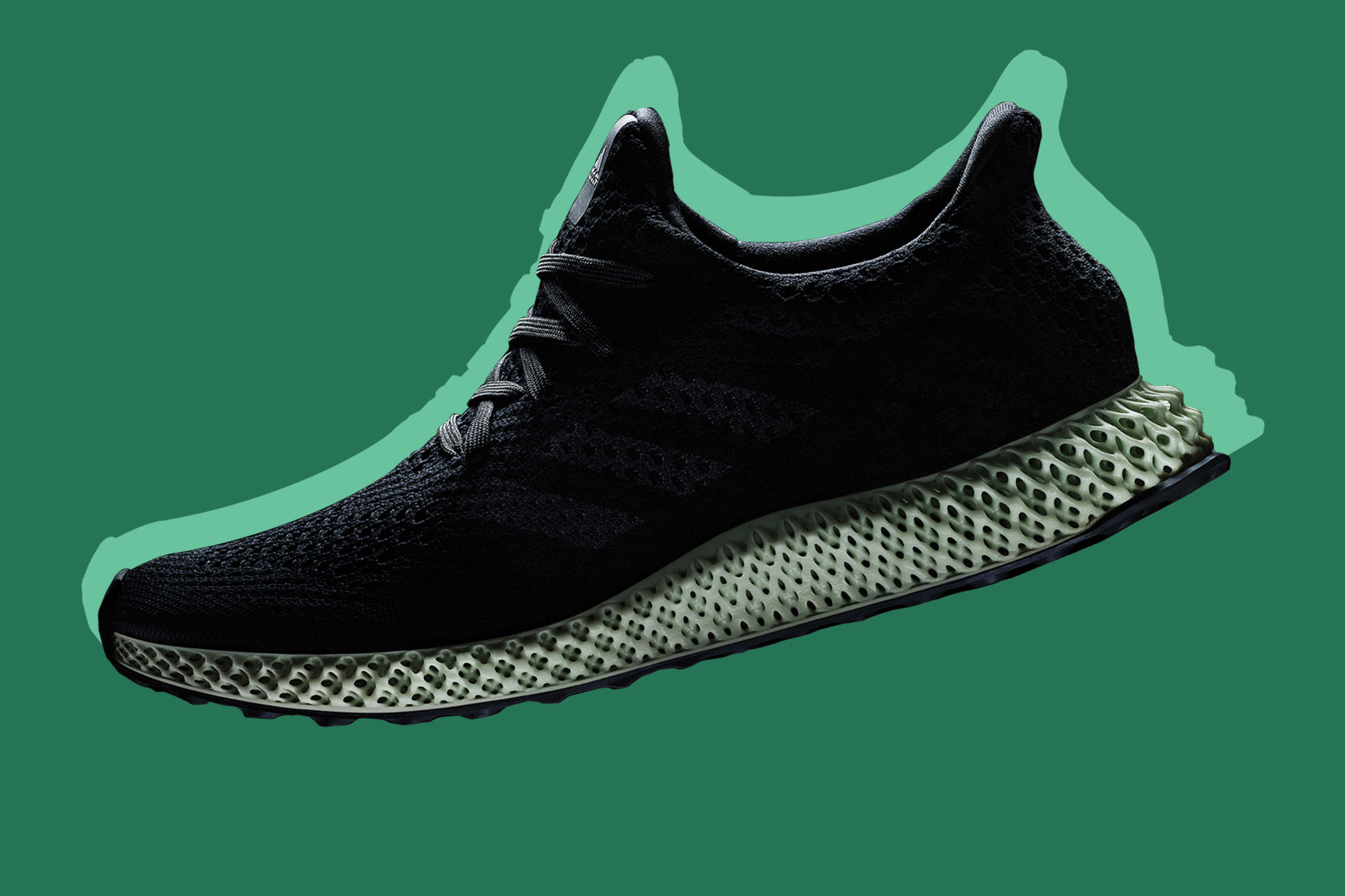 The Adidas Futurecraft 4D is one of the best inventions of 2017