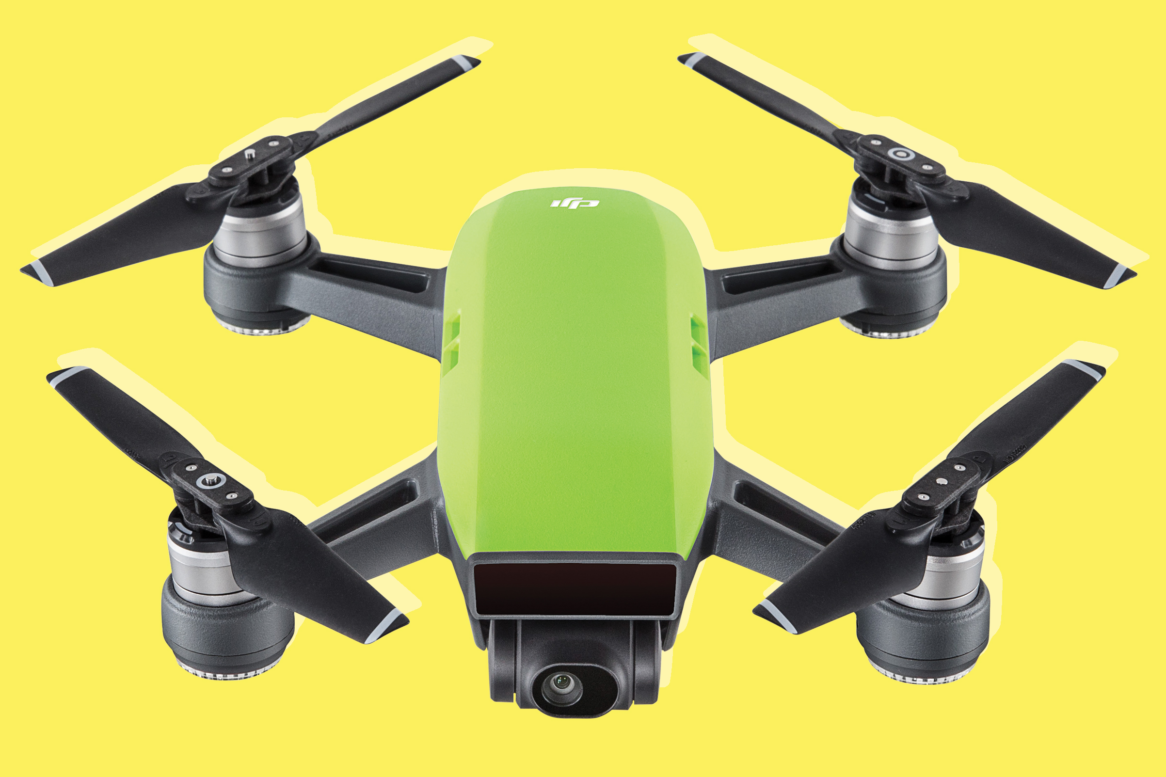 The DJI Spark is one of the best inventions of 2017
