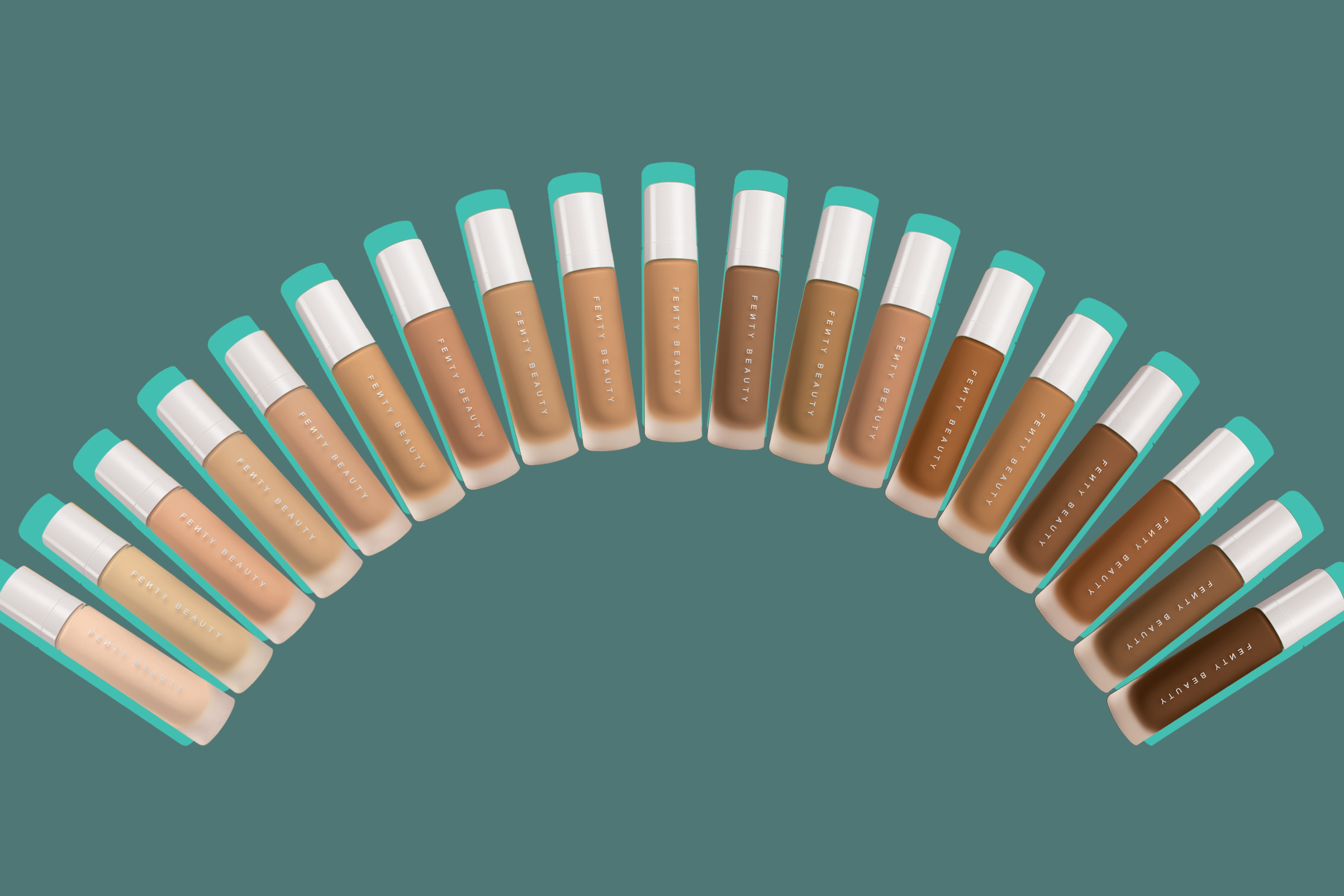 Fenty Beauty is one of the best inventions of 2017