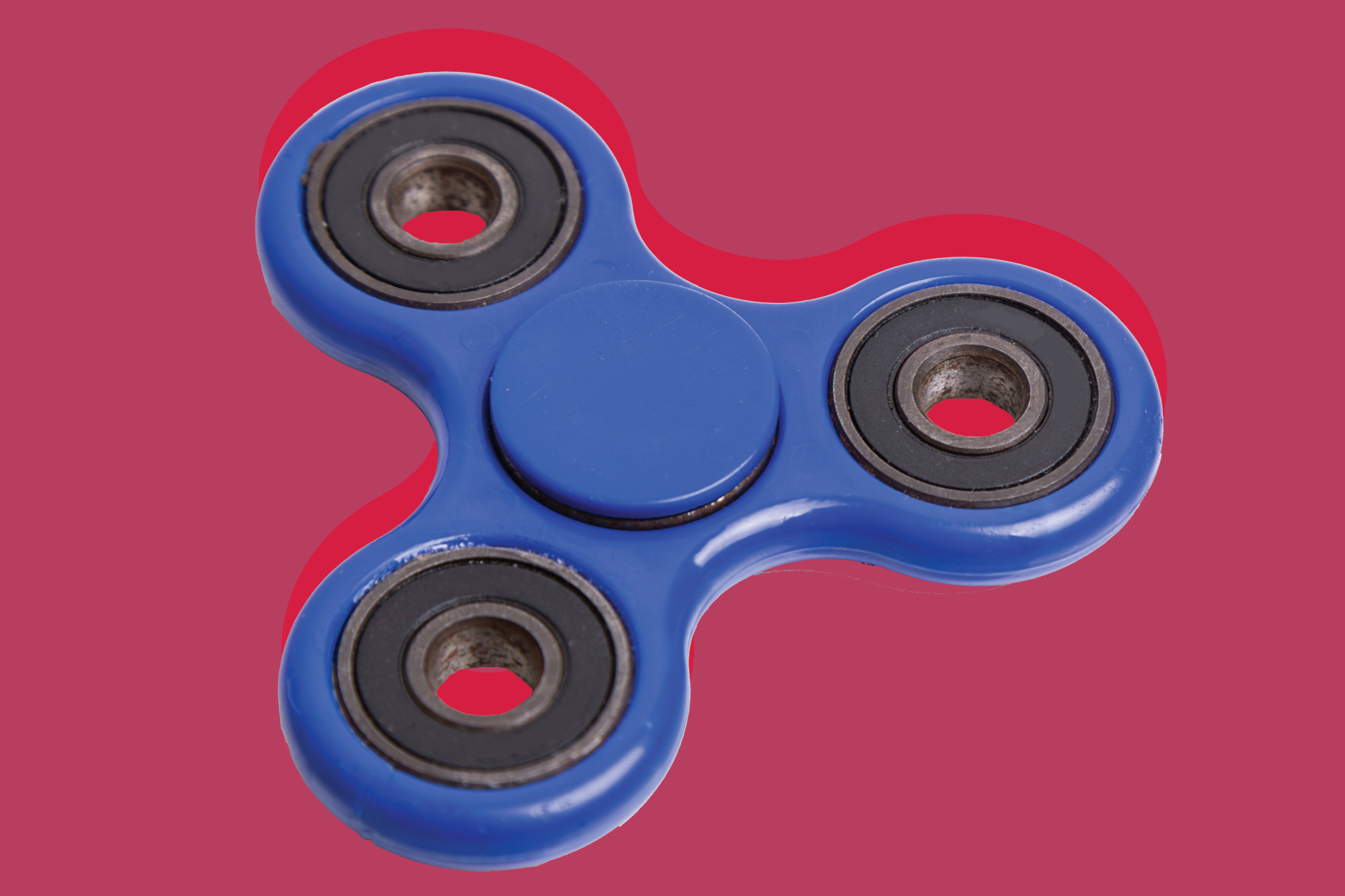 Fidget spinners are one of the best inventions of 2017