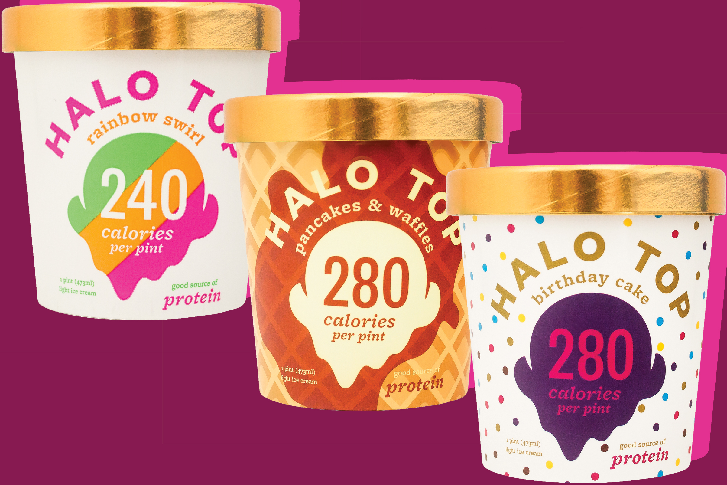 Halo Top ice cream is one of the best inventions of 2017