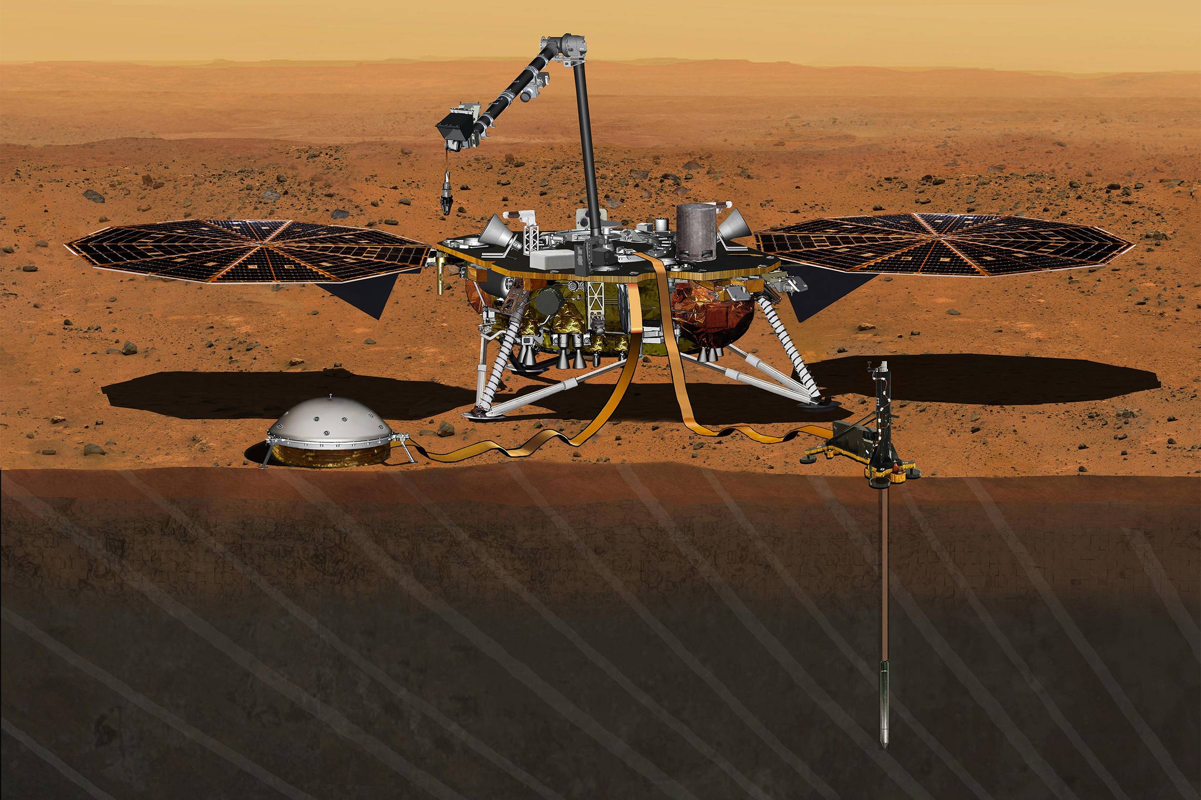 NASA's Mars Insight is one of the best inventions of 2017