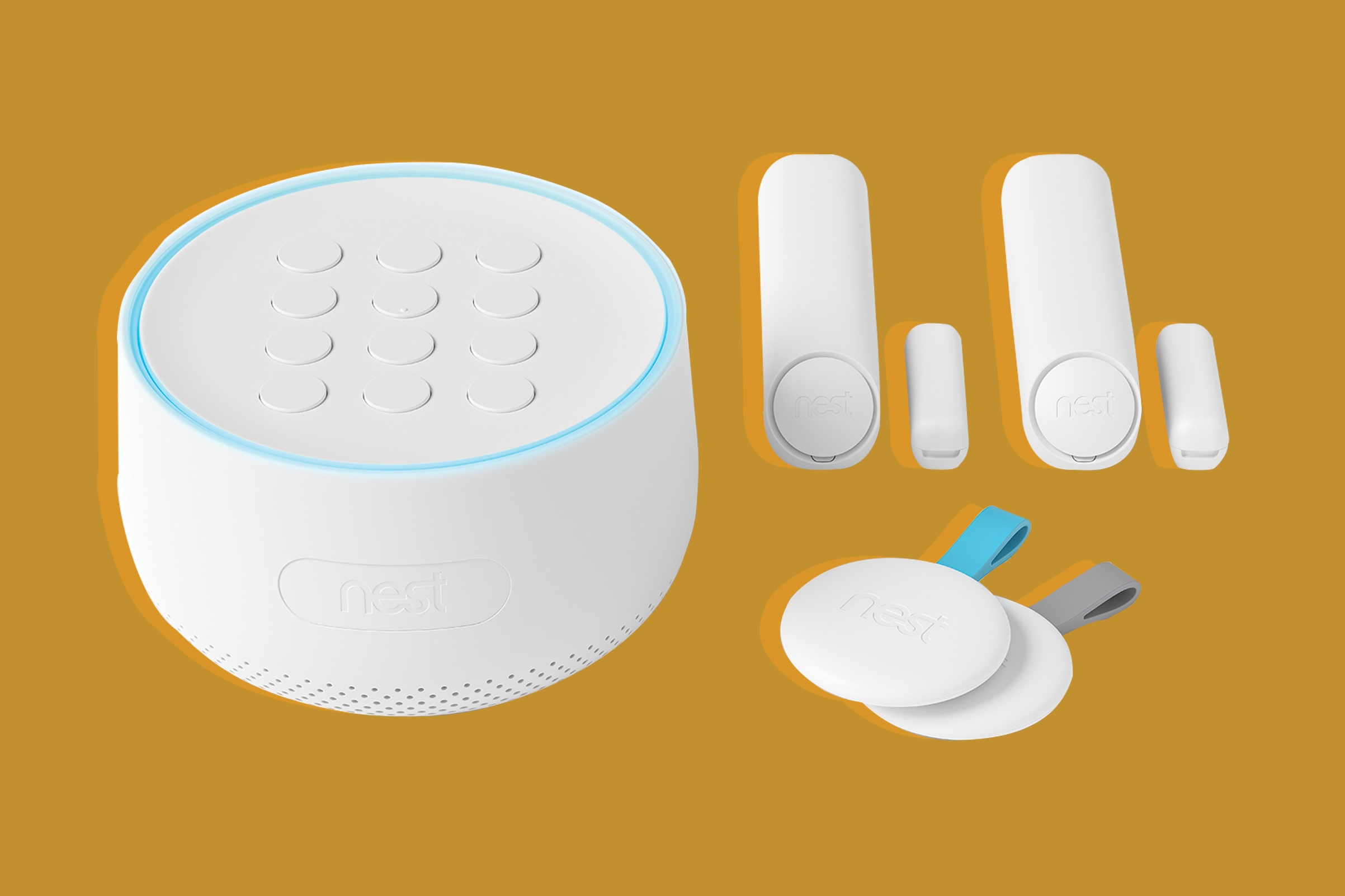 Nest Secure is one of the best inventions of 2017