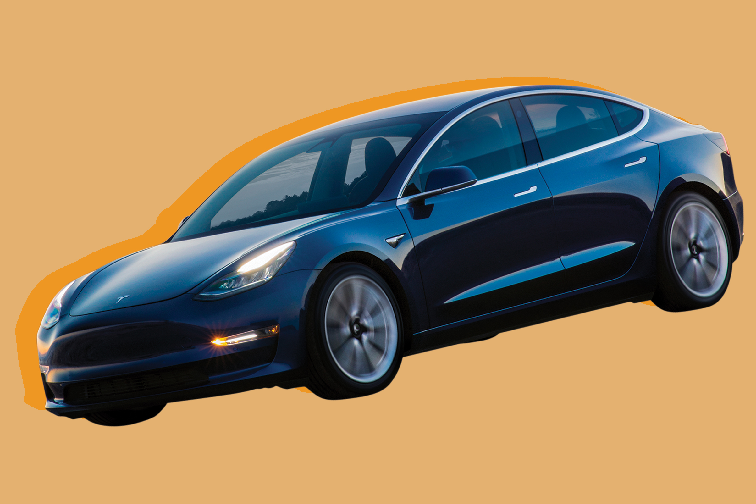Tesla's Model 3 is one of the best inventions of 2017