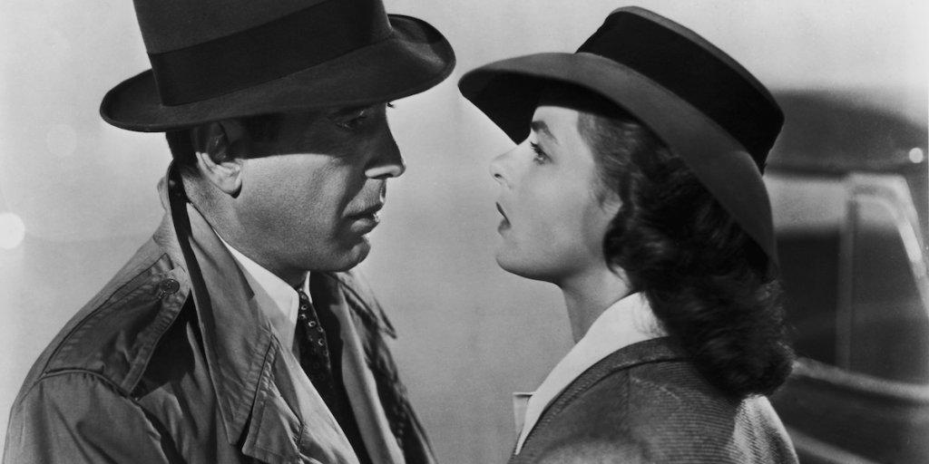 Casablanca at 75: Read 1942 Review of Bogart-Bergman Classic | Time