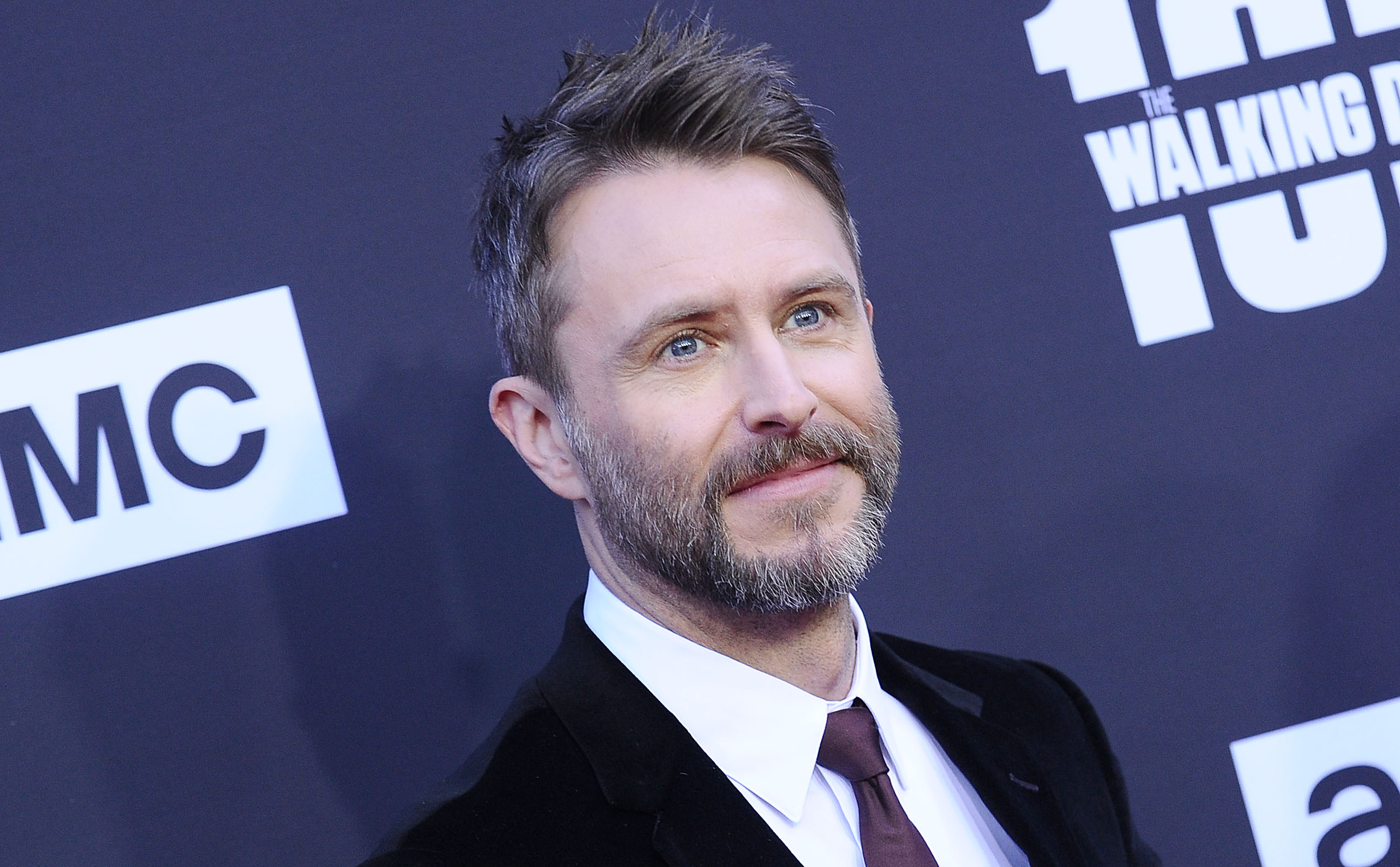 Chris Hardwick attends the 100th episode celebration off  The Walking Dead  at The Greek Theatre on October 22, 2017 in Los Angeles, California.