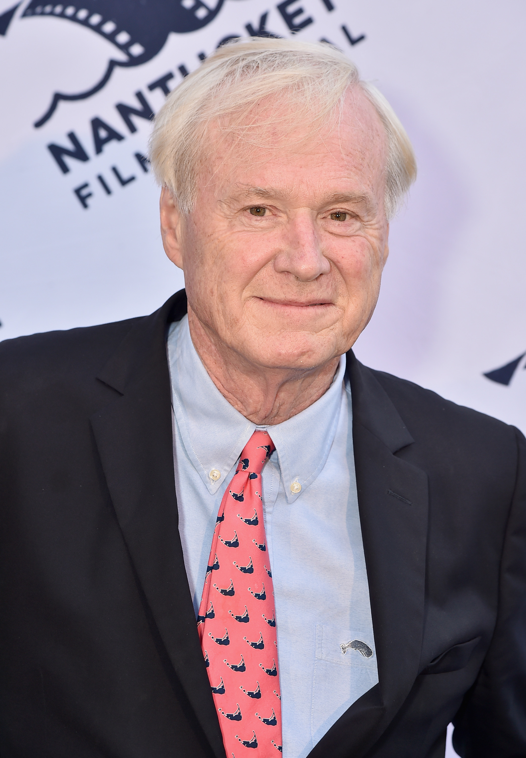 Talk show host Chris Matthews attends the Screenwriters Tribute during the 2017 Nantucket Film Festival - Day 3 on June 23, 2017 in Nantucket, Massachusetts.