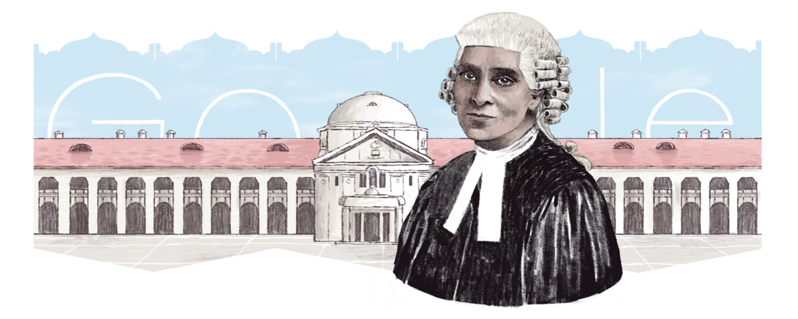 Cornelia Sorabji, who overcame numerous obstacles to become India's first female lawyer, was commemorated in a nOV. 15, 2017 Google Doodle.