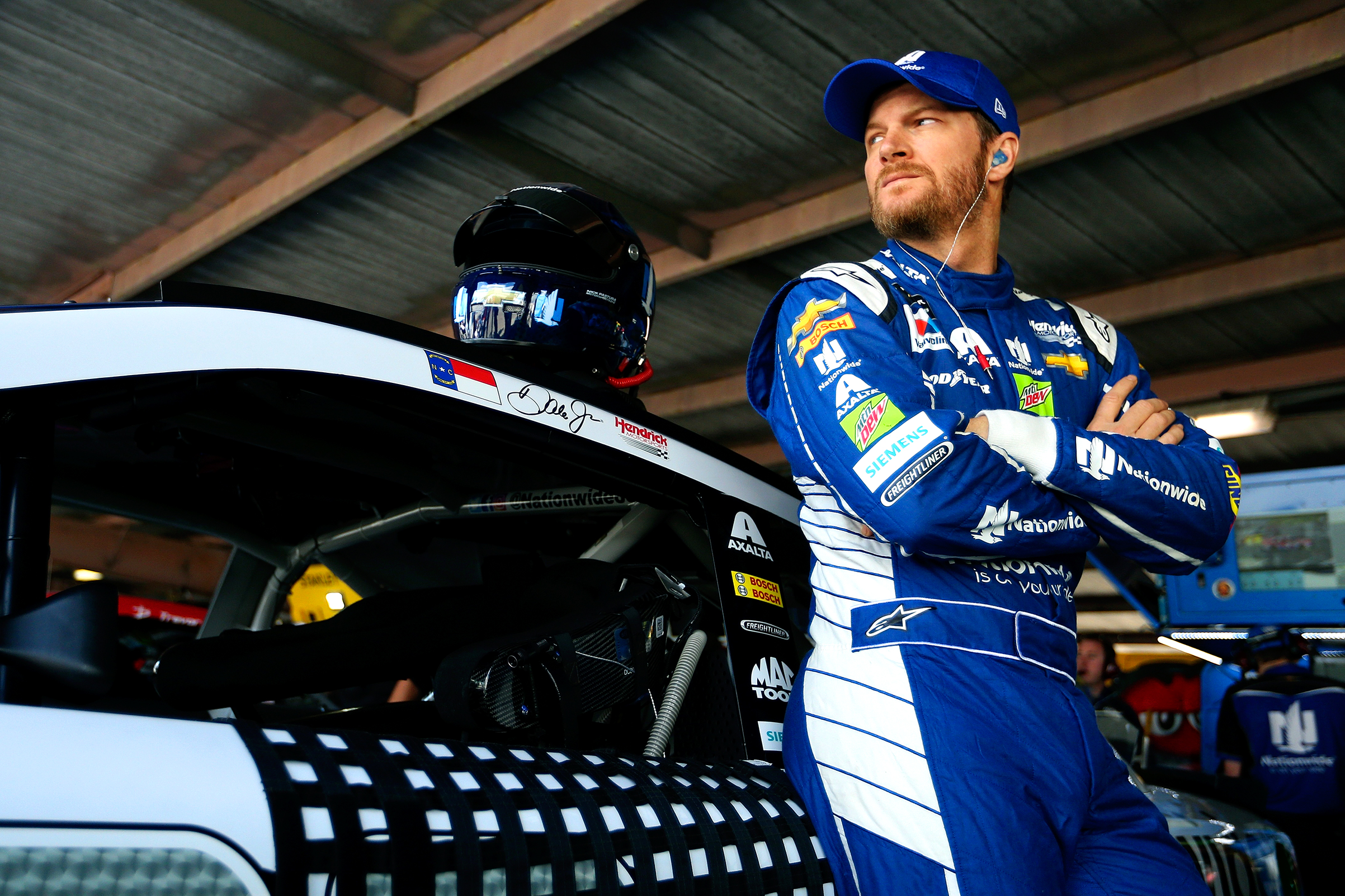 Fans have voted Earnhardt the most popular driver in NASCAR for 14 straight years