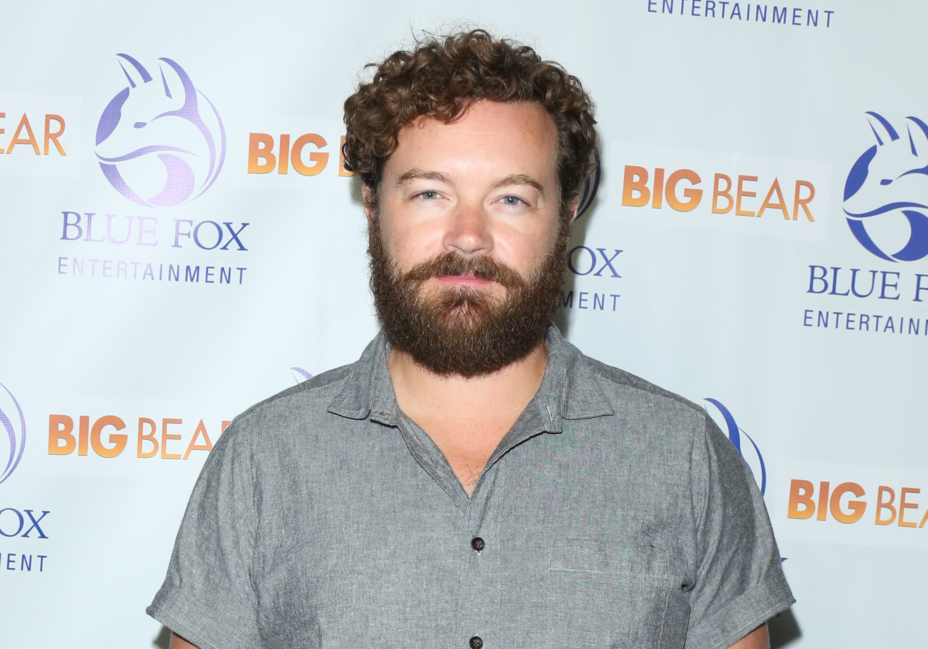 Danny Masterson attends the premiere of  Big Bear  at The London Hotel on September 19, 2017 in West Hollywood, California.
