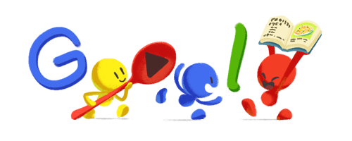 Google celebrates Pad Thai with a Nov. 7, 2017 doodle.