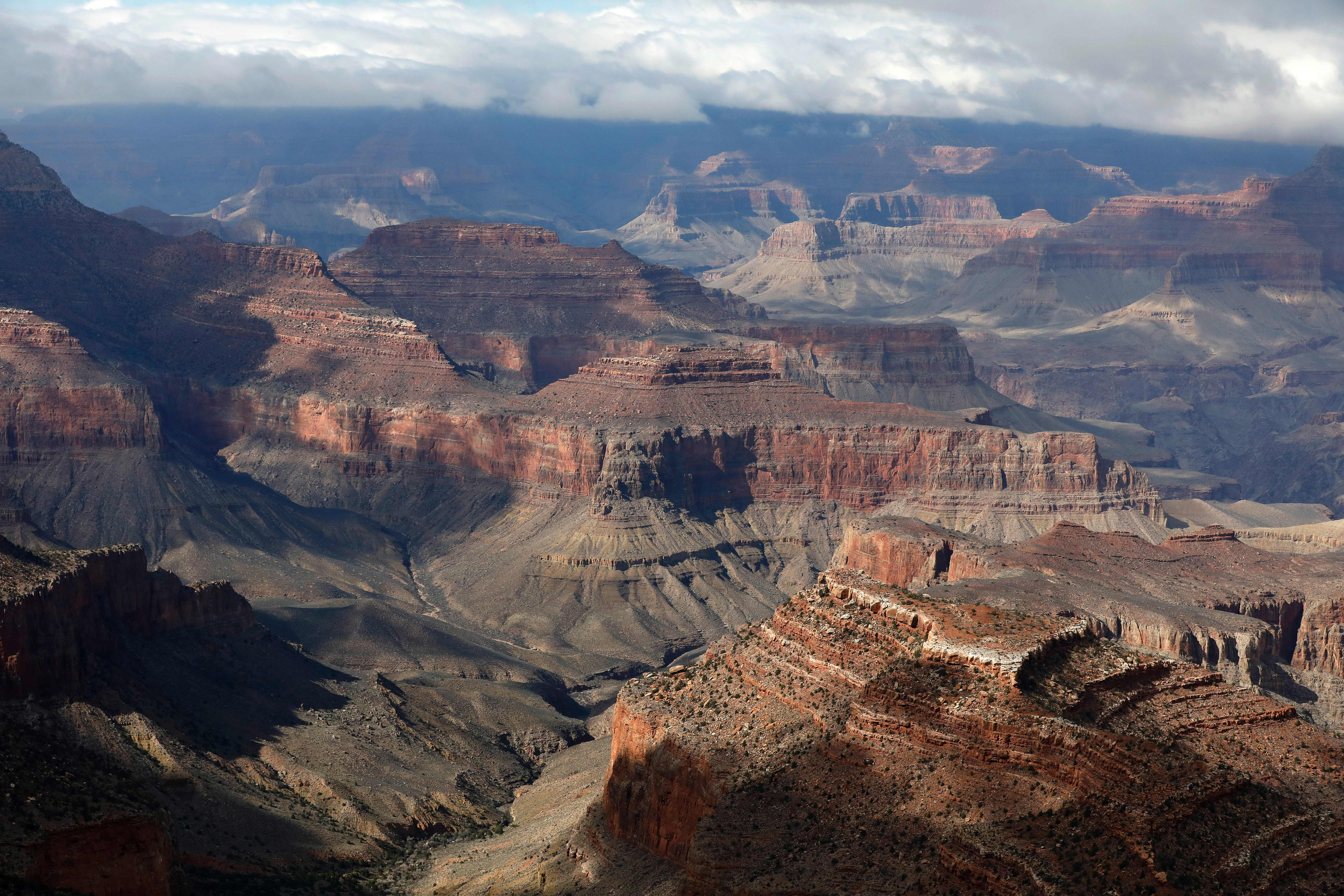 Grand Canyon, Arizona. Getty Images