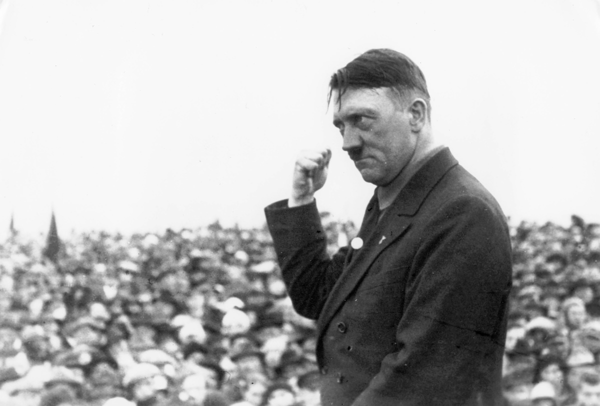 Adolf Hitler circa 1930