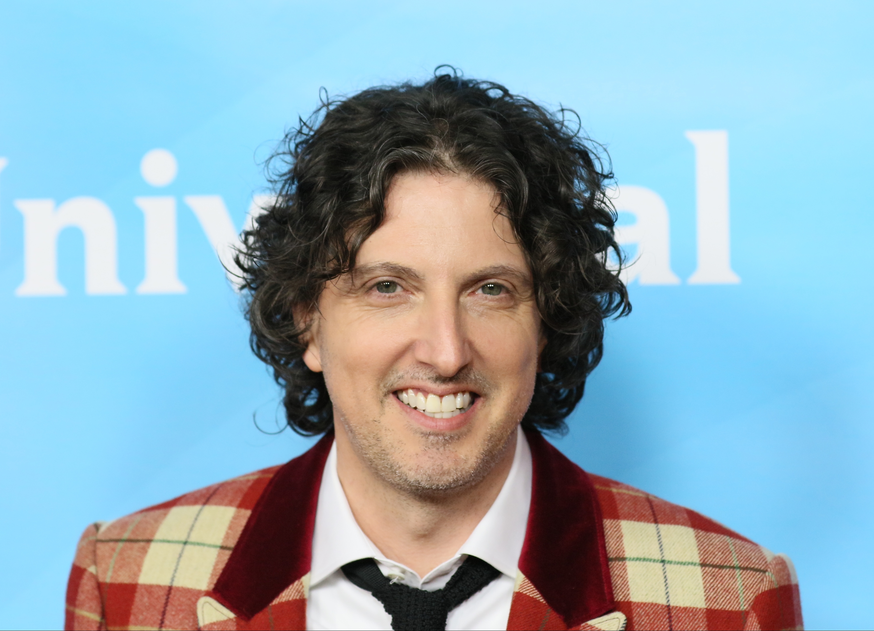 Mark Schwahn attends the NBCUniversal 2015 Press Tour at the Langham Huntington Hotel on Jan. 15, 2015 in Pasadena, Calif.
