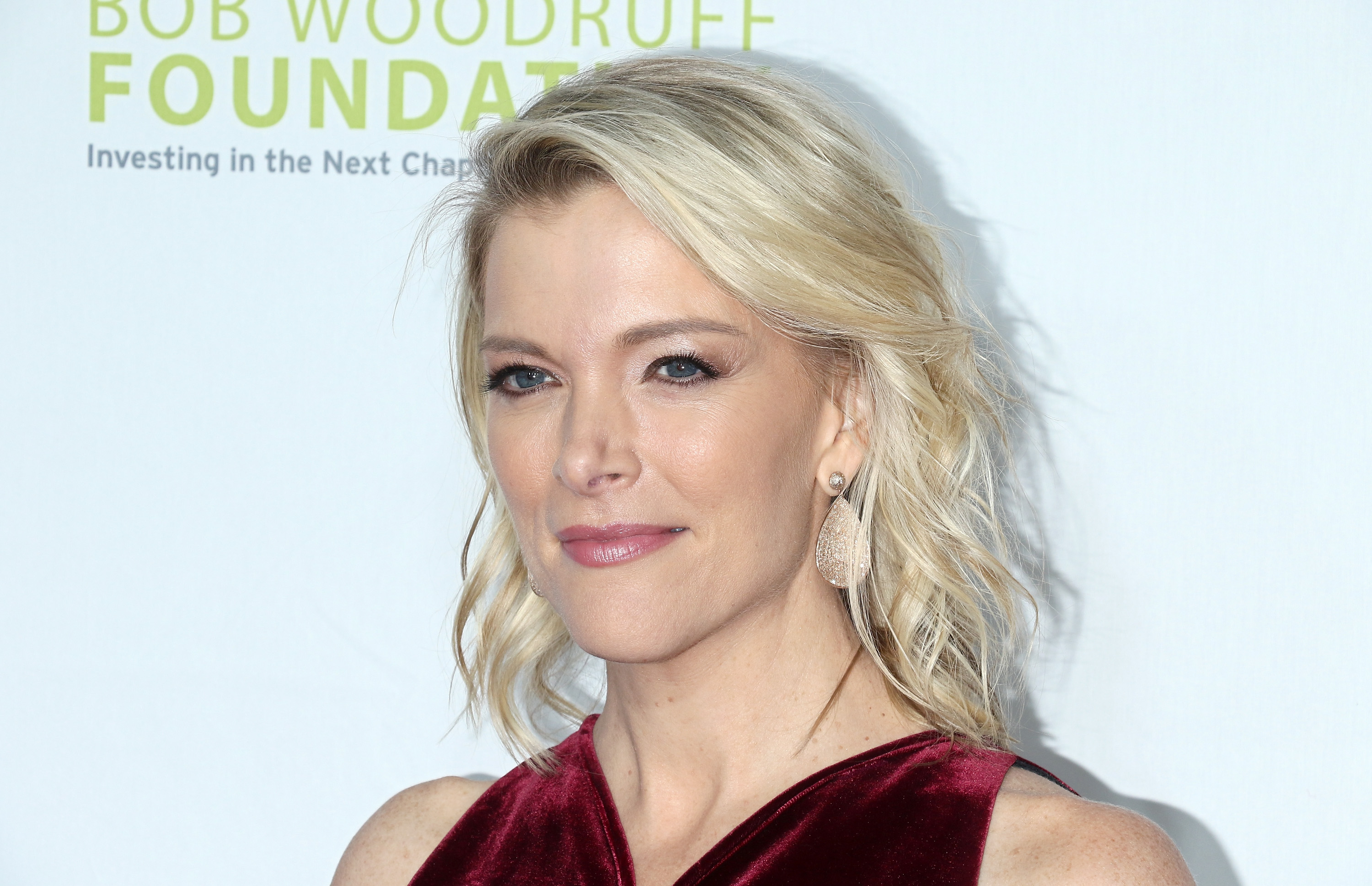 Journalist Megyn Kelly attends the 11th Annual Stand Up for Heroes at The Theater on November 7, 2017 in New York City.