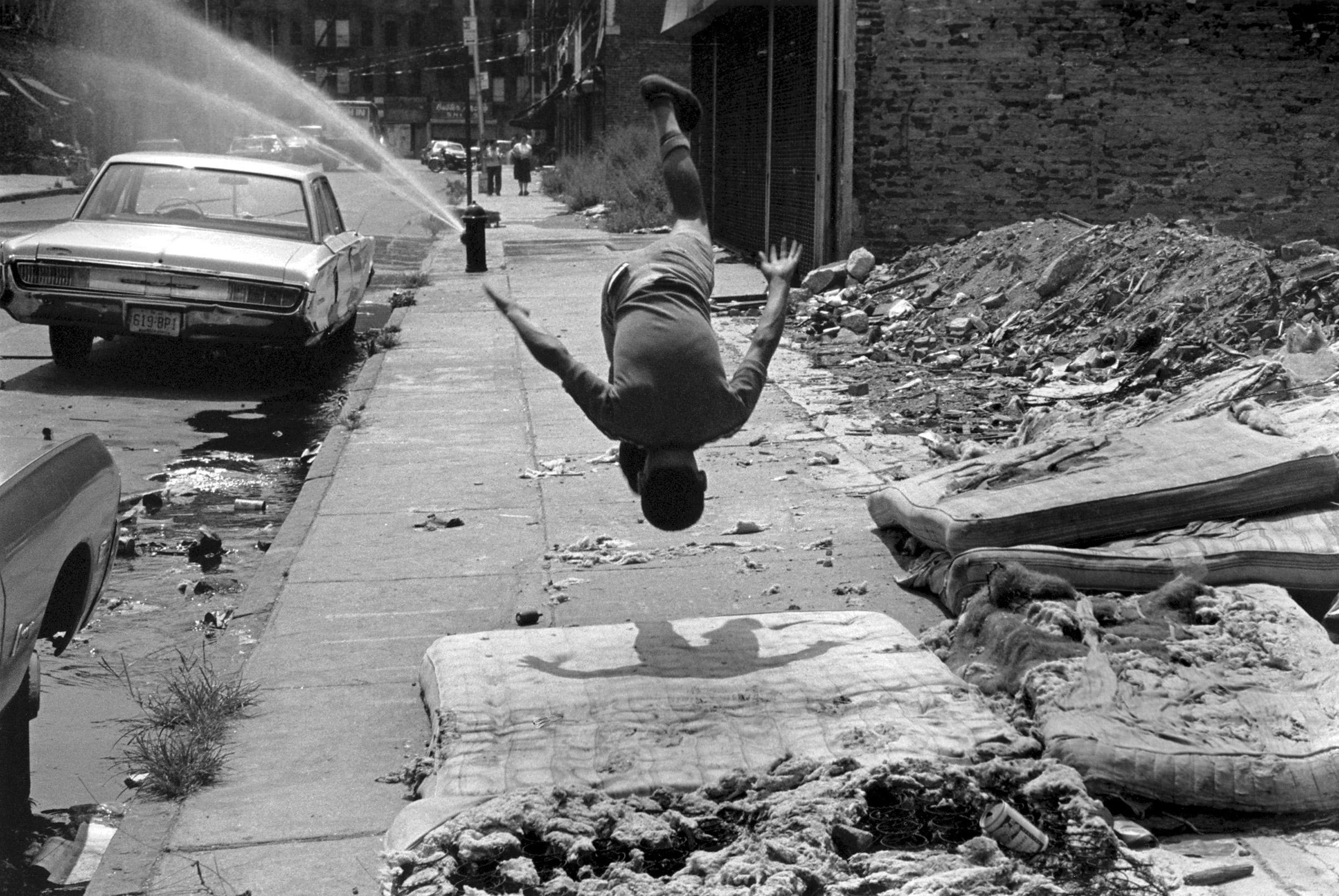 Bronx, NY: : Bathgate Avenue ca. 1976 -1983.