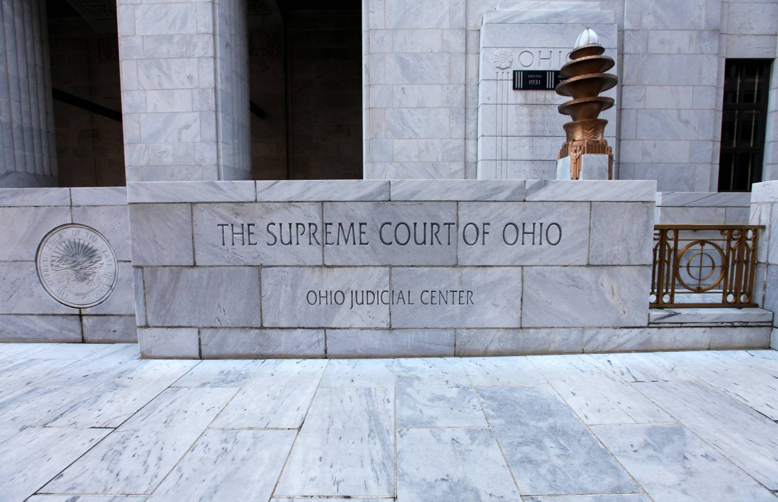 The Supreme Court Of Ohio on May 18, 2014 in Columbus, Ohio.