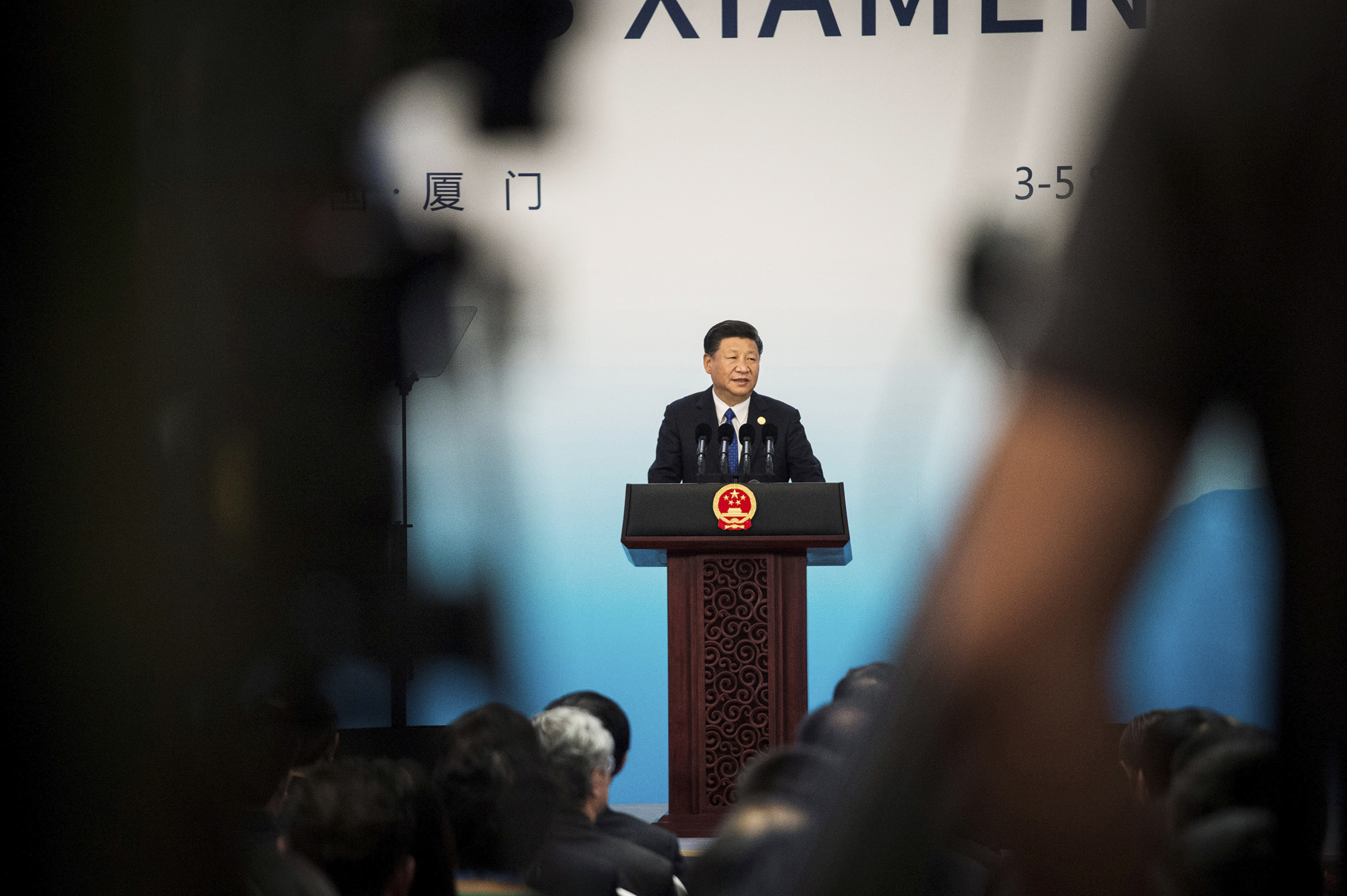 President Xi's consolidation of power is a recipe for paralysis