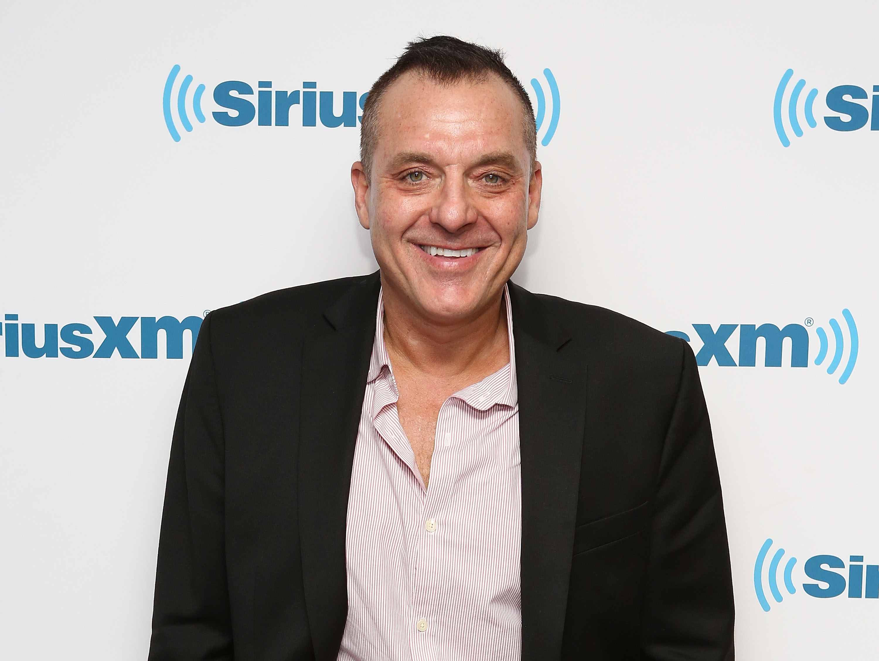 Tom Sizemore visits SiriusXM Studios in New York City, on Sept. 24, 2014 .