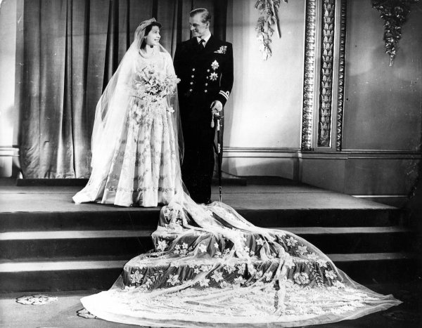 Wedded Royals