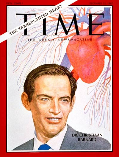 The Dec. 15, 1967, cover of TIME