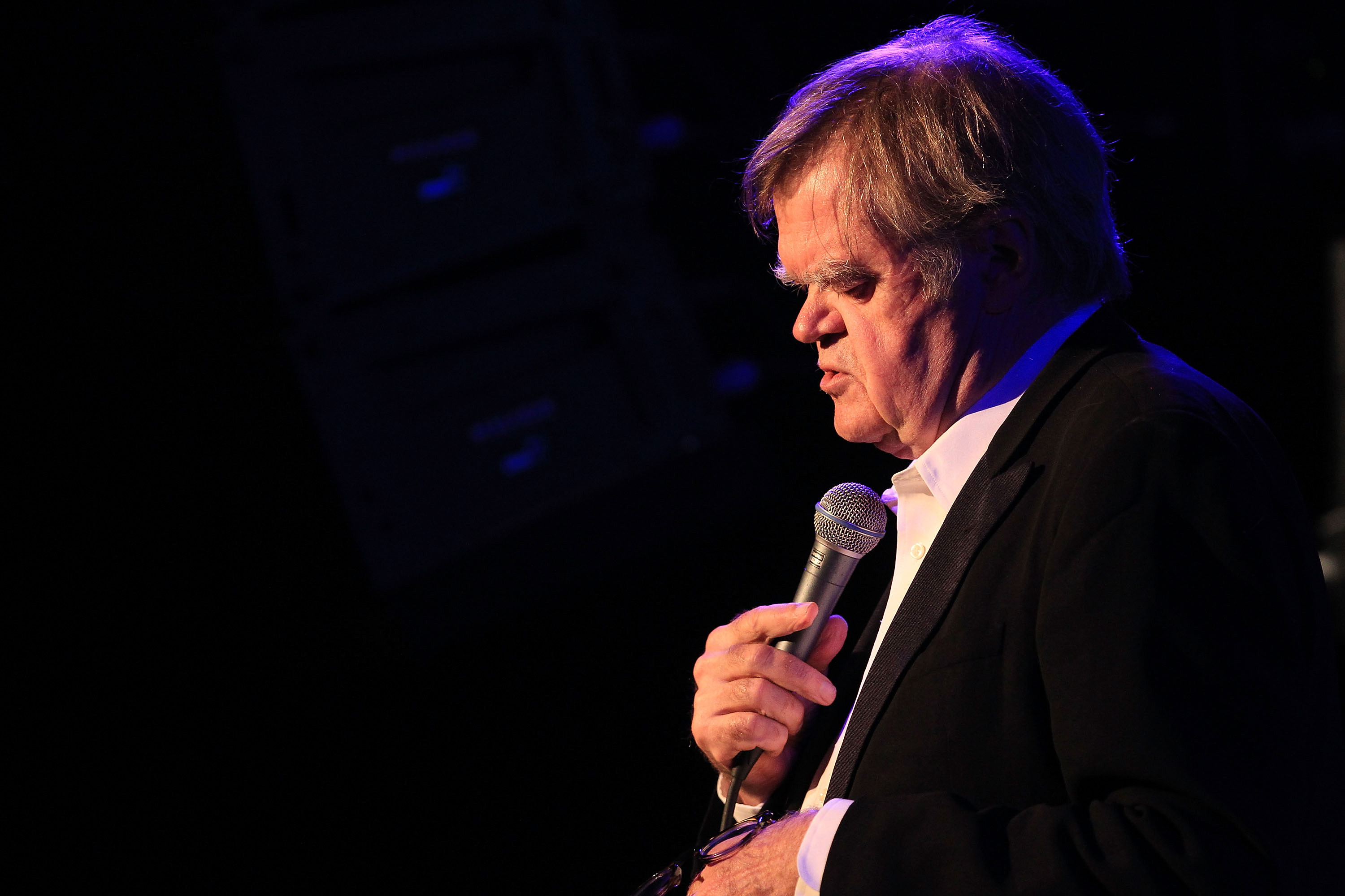 Garrison Keillor performs at City Winery on Oct. 4, 2017 in New York City.