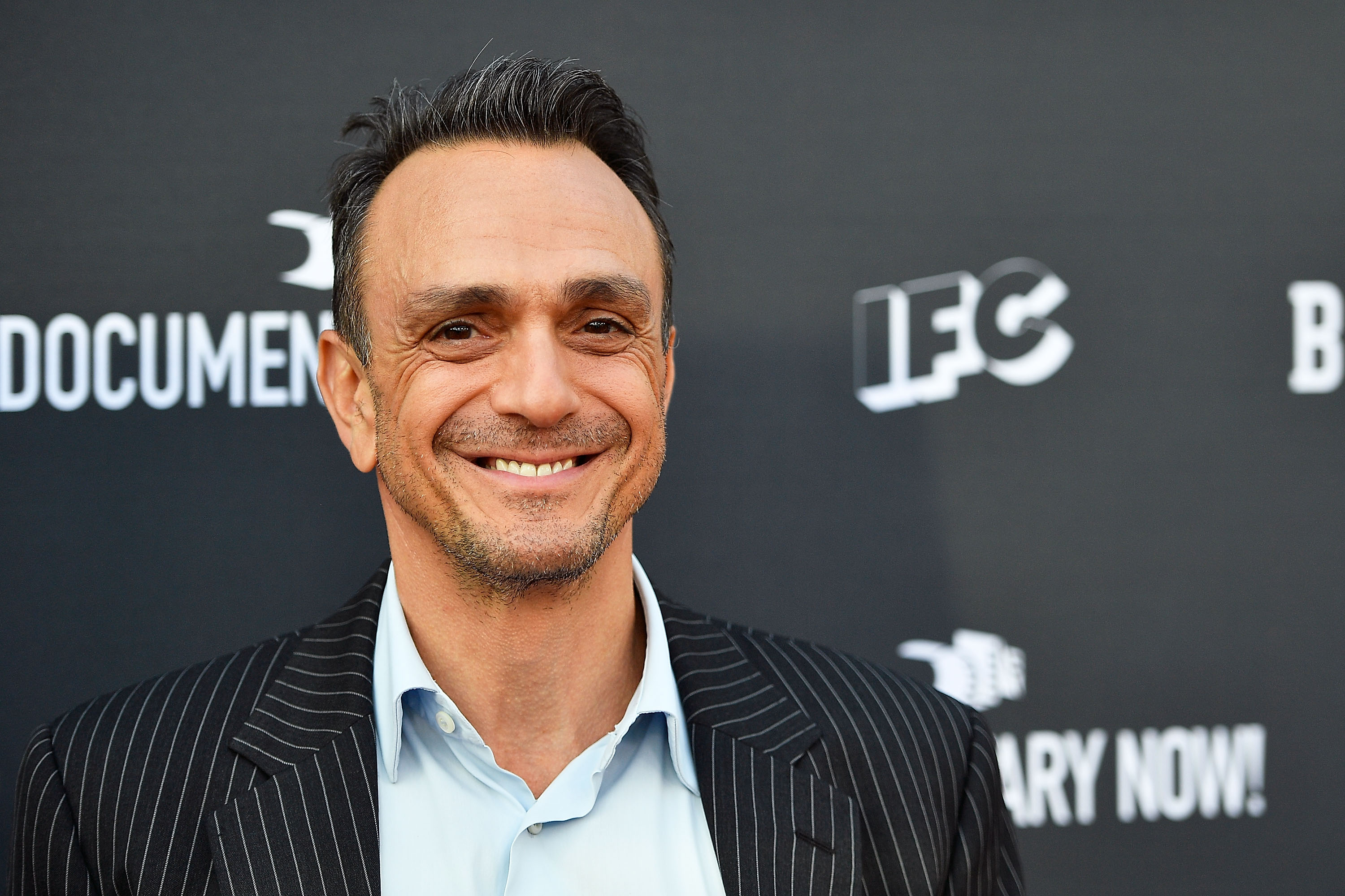 Actor Hank Azaria arrives at the FYC event for IFC's 'Brockmire' and Documentary Now!' at Saban Media Center on May 31, 2017 in North Hollywood, Calif.