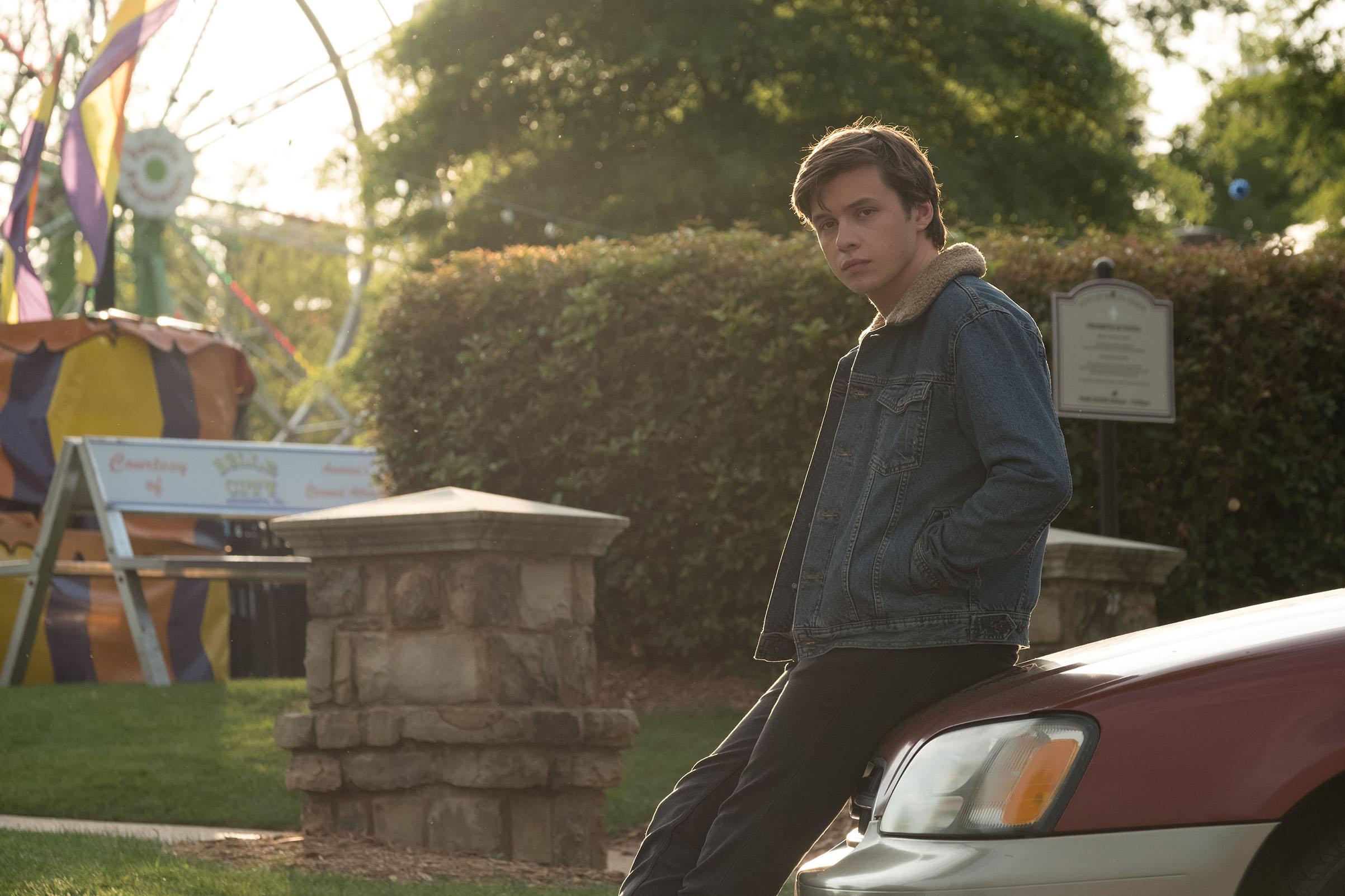 Nick Robinson stars as Simon in Twentieth Century Fox's Love, Simon.