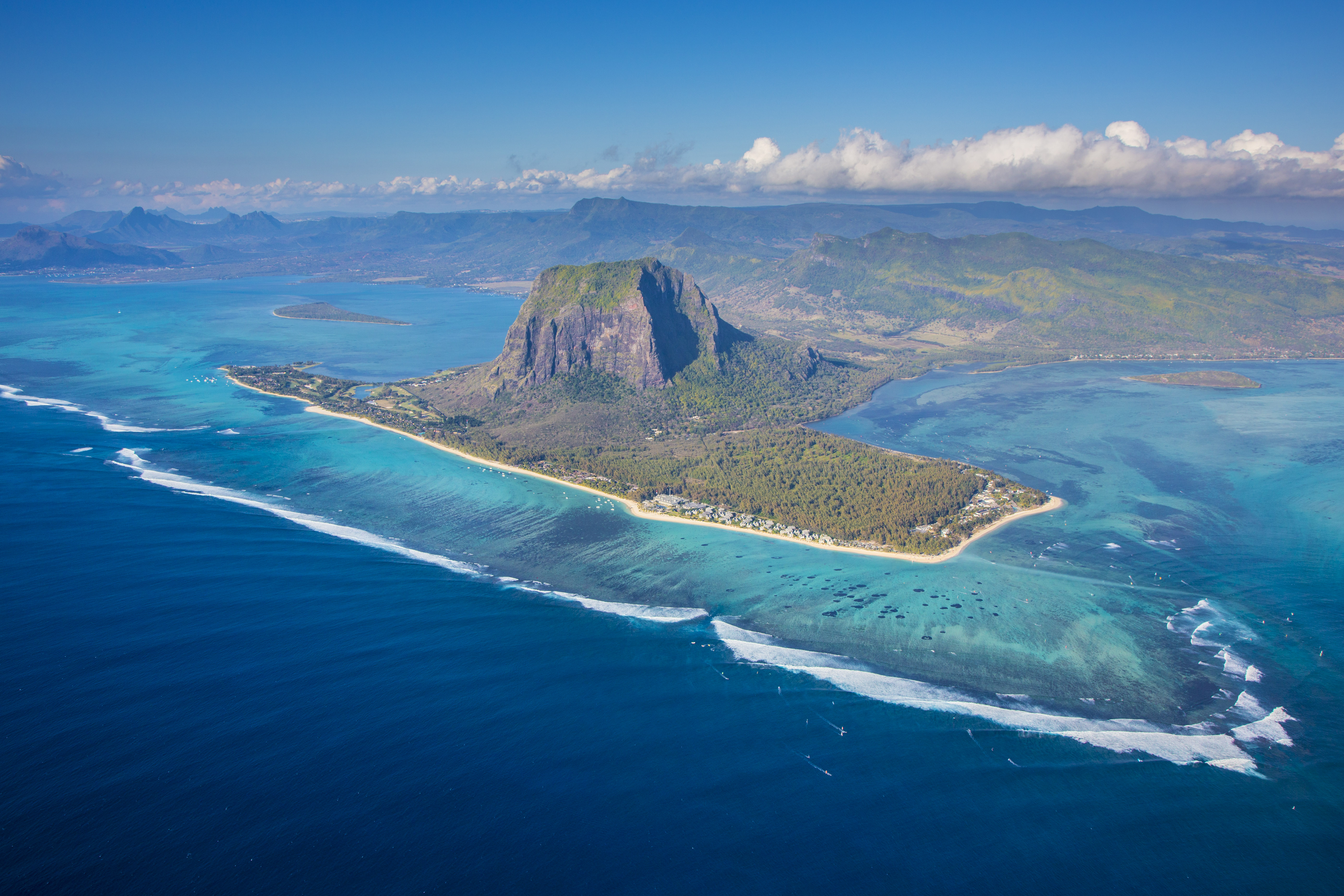 places travel leisure mauritius getty