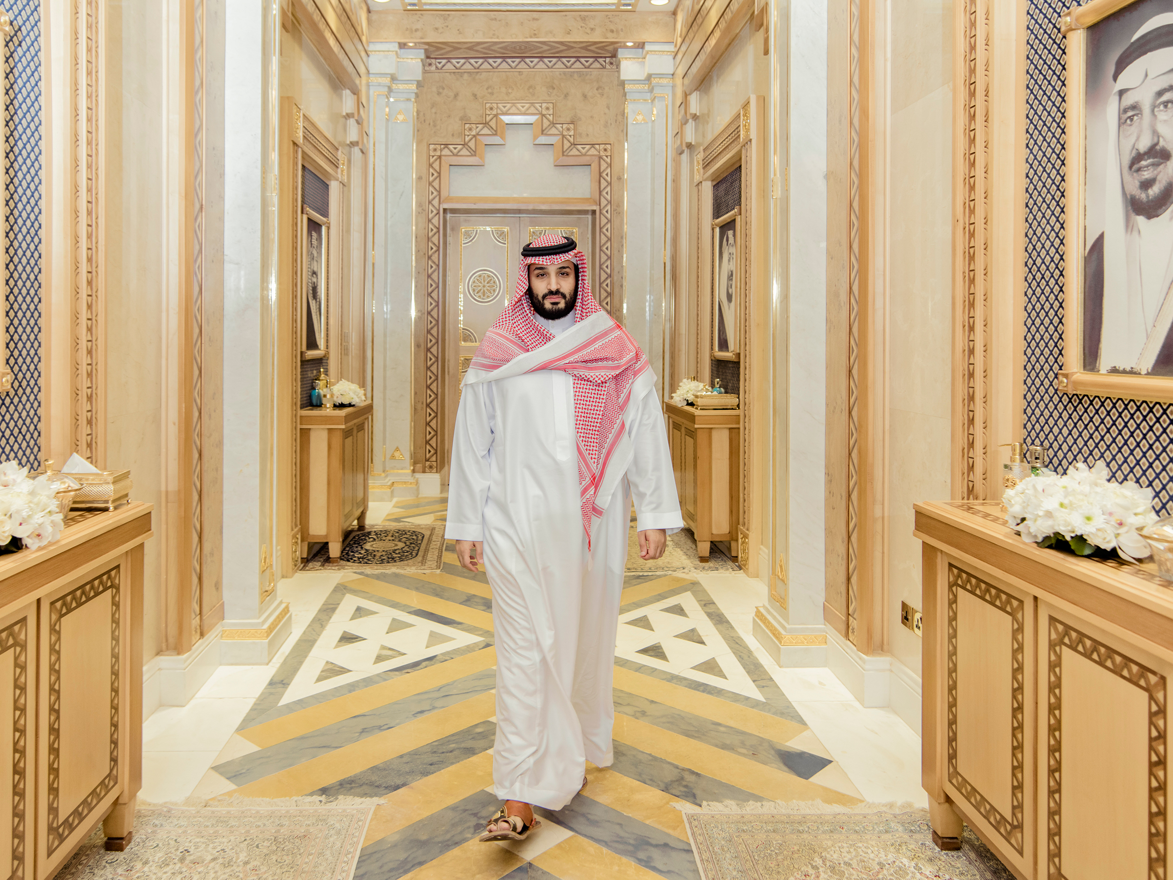 At 32, Mohammed bin Salman is the most powerful Saudi royal in decades