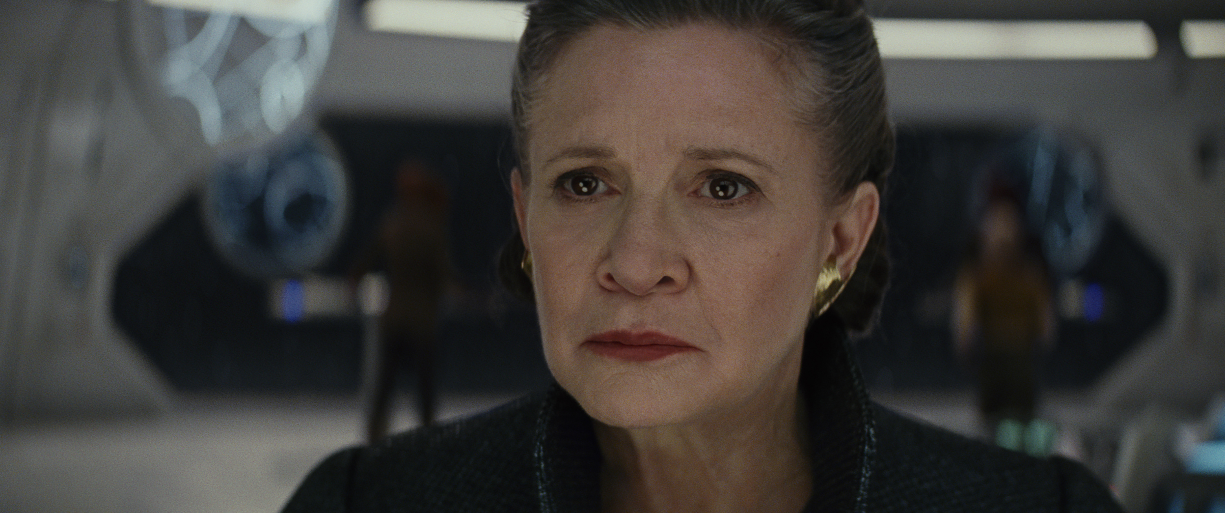 'Star Wars: The Last Jedi' marks the end of an era for fans of the beloved Princess-turned-General Leia, played by the late Carrie Fisher.