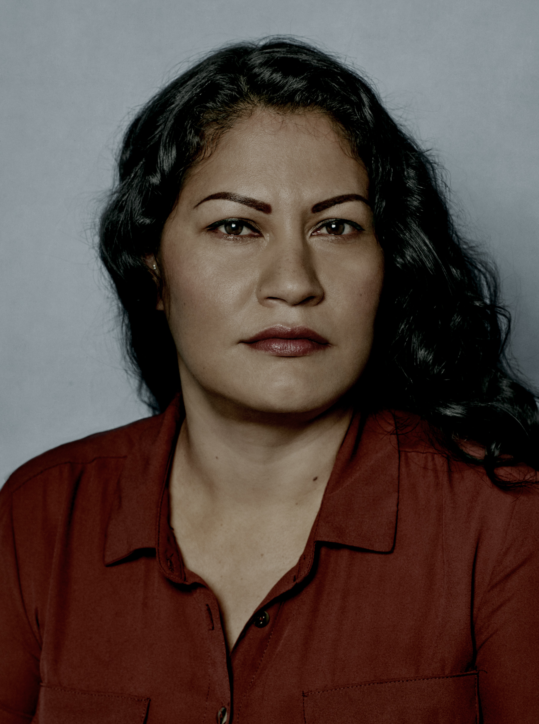 Sandra Pezqueda, dishwasher