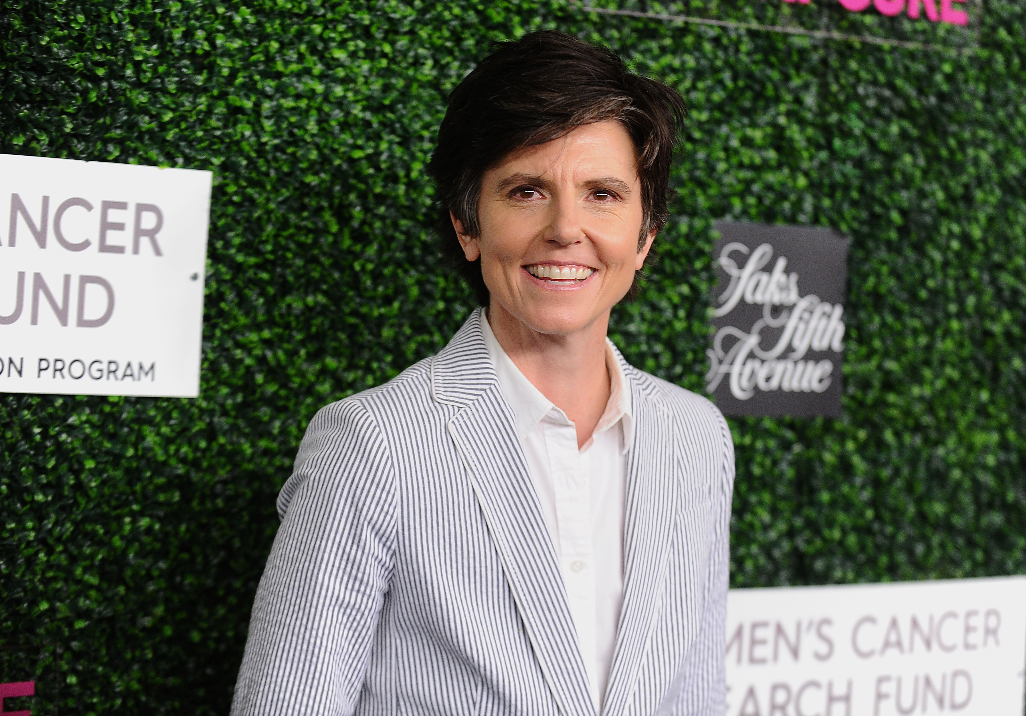 Comedian Tig Notaro attends An Unforgettable Evening at the Beverly Wilshire Four Seasons Hotel on February 16, 2017 in Beverly Hills, Calif.