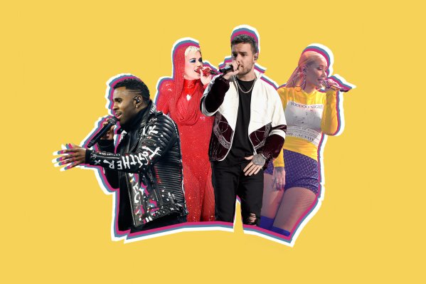 Top 10 Worst Songs 2017 Katy Perry Ed Sheeran Time