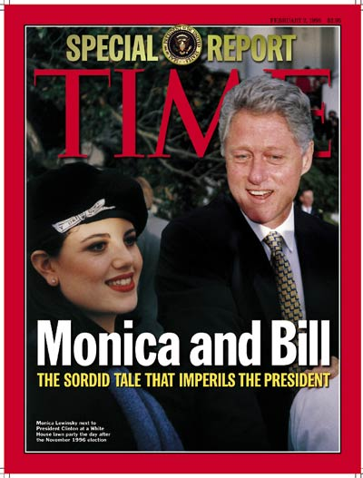 Bill Clinton-Monica Lewinsky Scandal—Timeline of Key Moments | Time