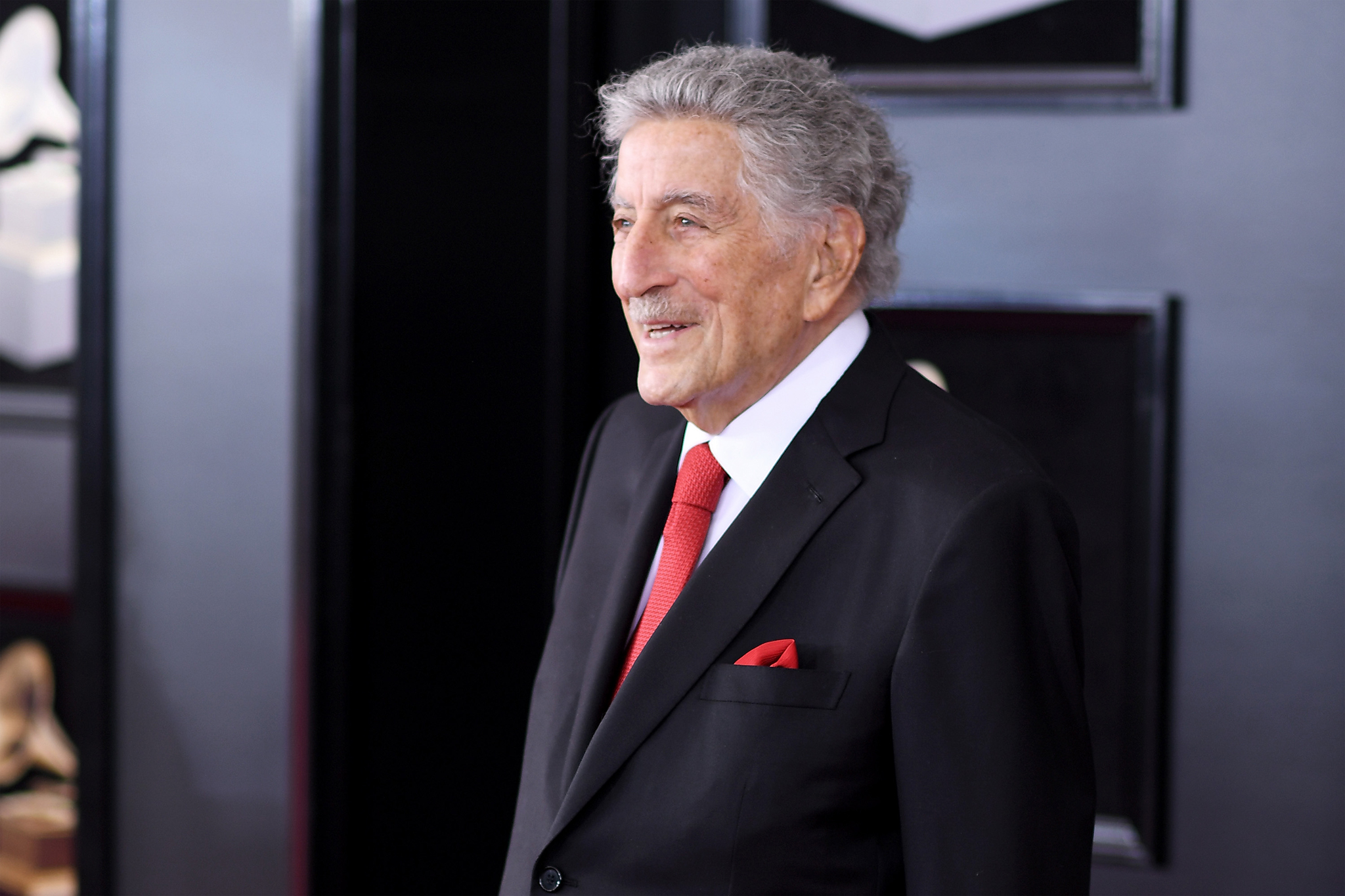 Recording artist Tony Bennett attends the 60th Annual GRAMMY Awards at Madison Square Garden on January 28, 2018 in New York City.