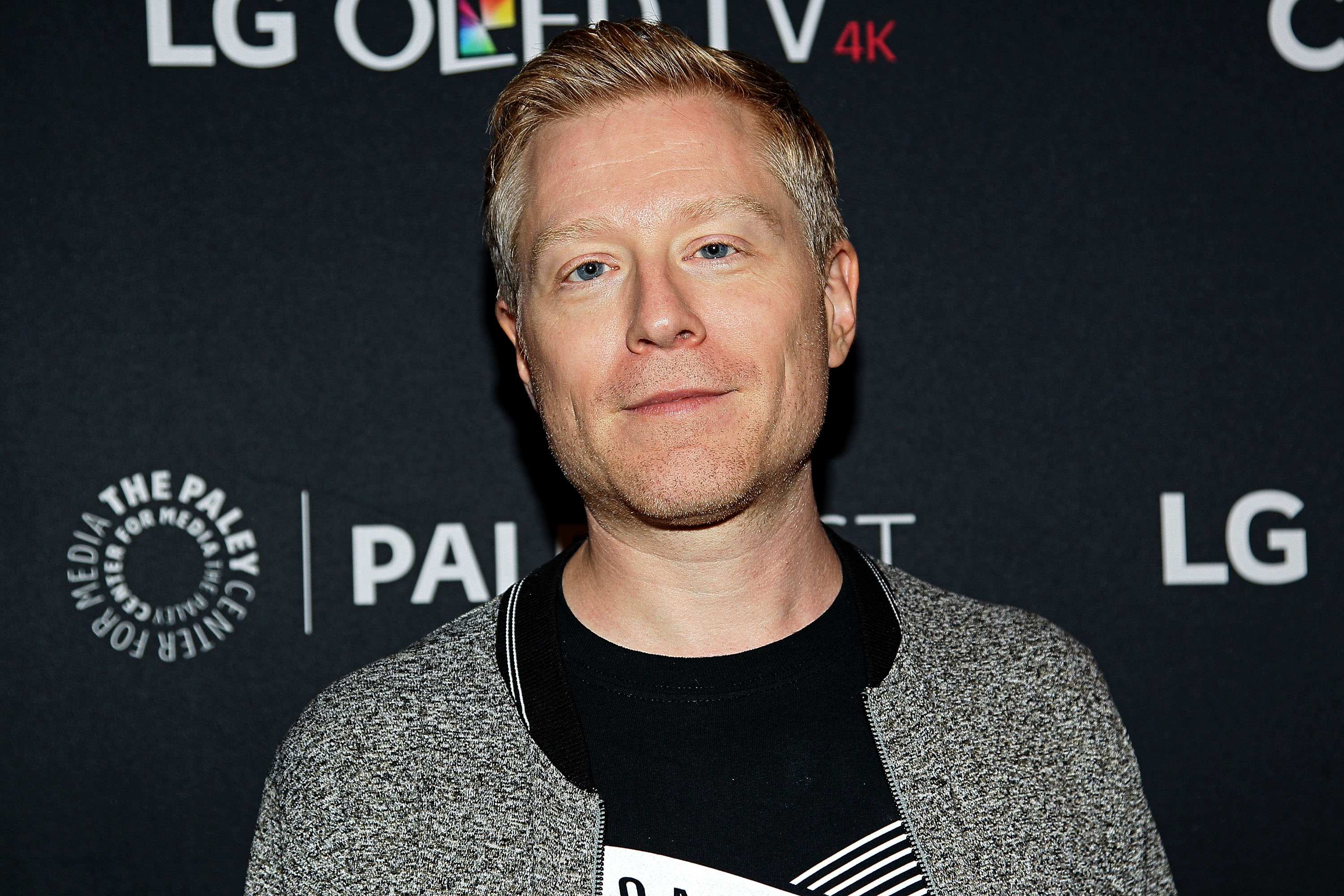 Anthony Rapp attends  Star Trek: Discovery  during the PaleyFest NY 2017 at The Paley Center for Media on October 7, 2017 in New York City.