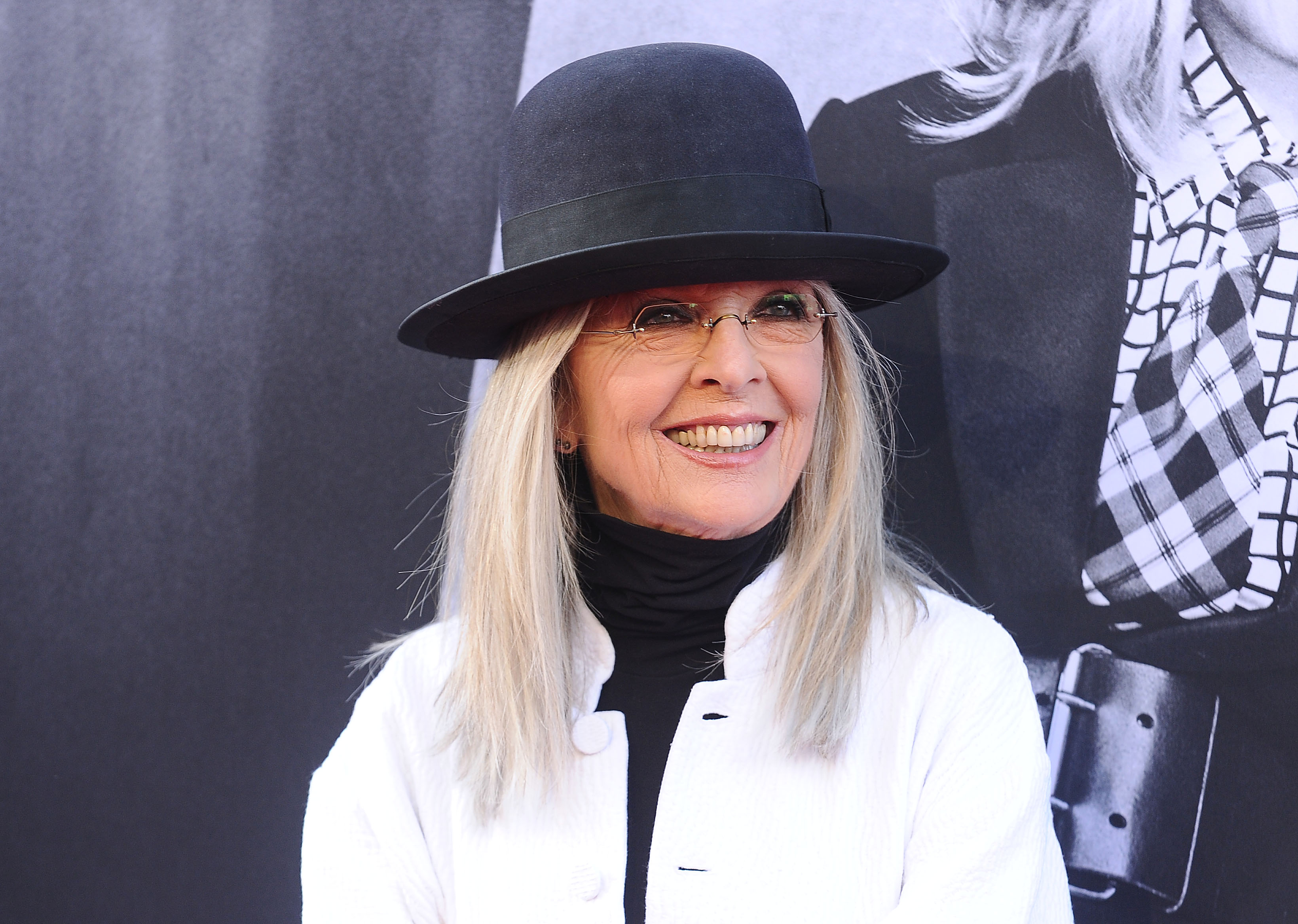 Actress Diane Keaton attends the AFI Life Achievement Award gala at Dolby Theatre on June 8, 2017 in Hollywood, Calif.