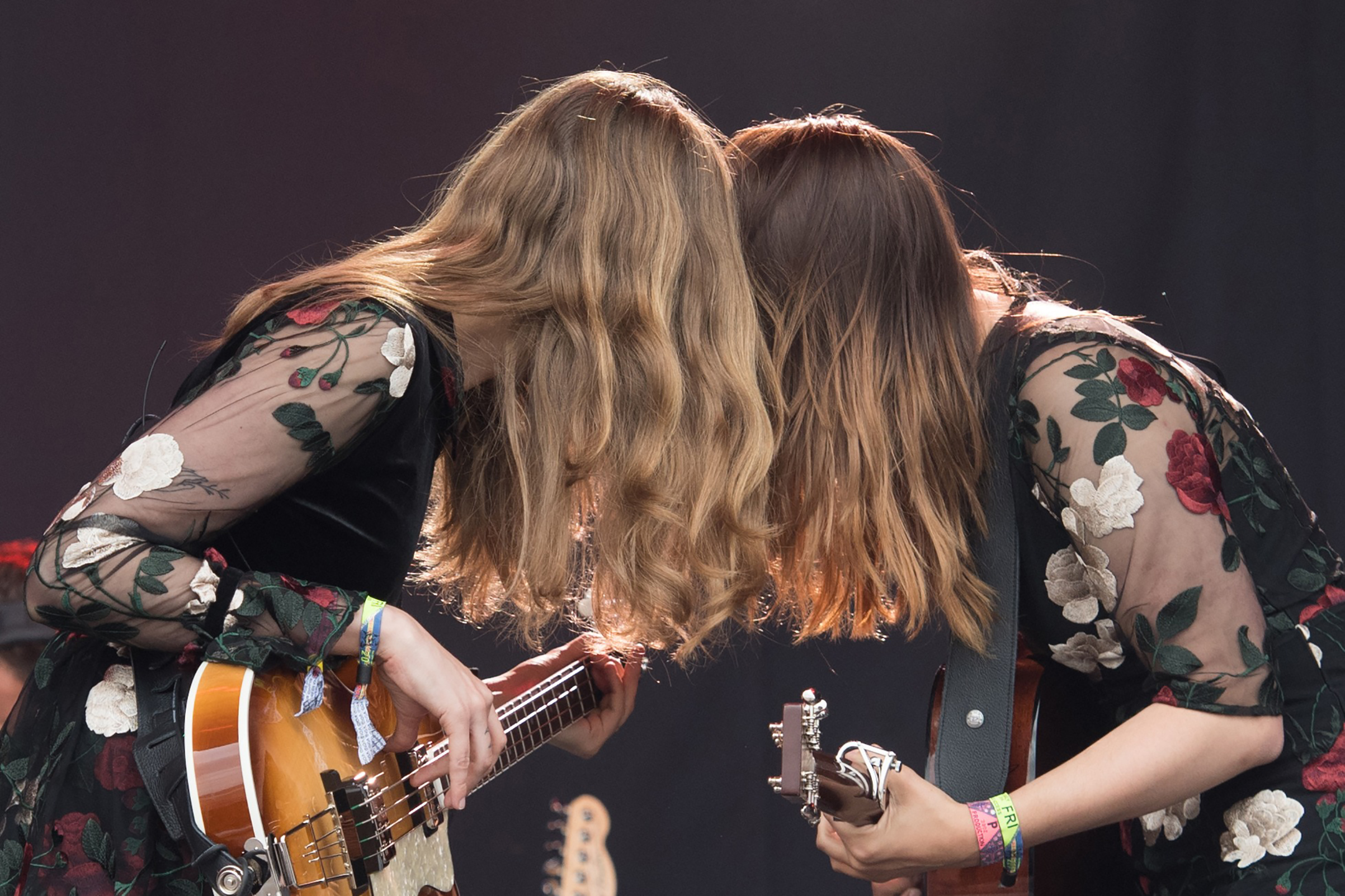 The Swedish sister duo First Aid Kit