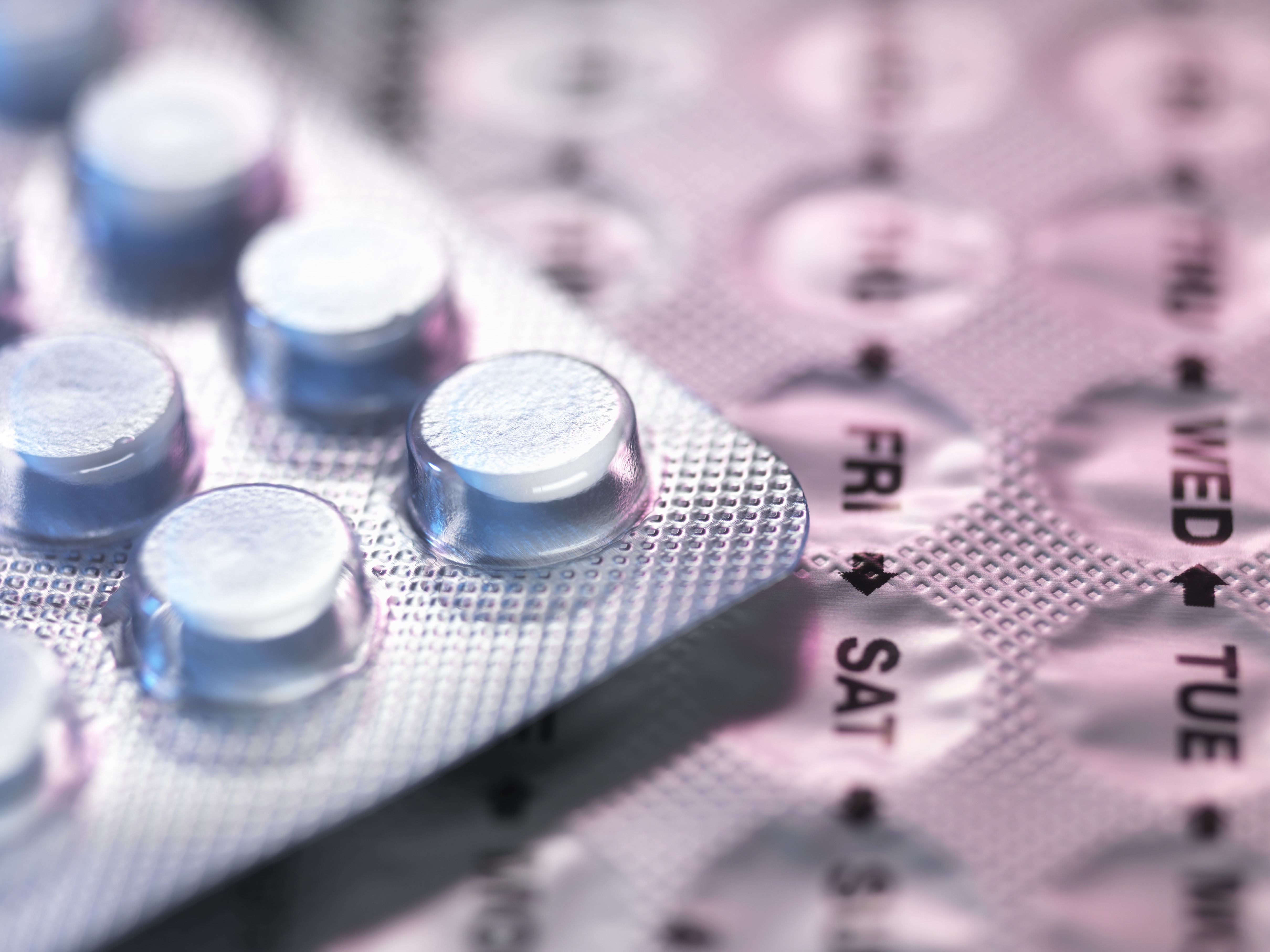Birth Control Pills May Help Prevent Some Cancers Time