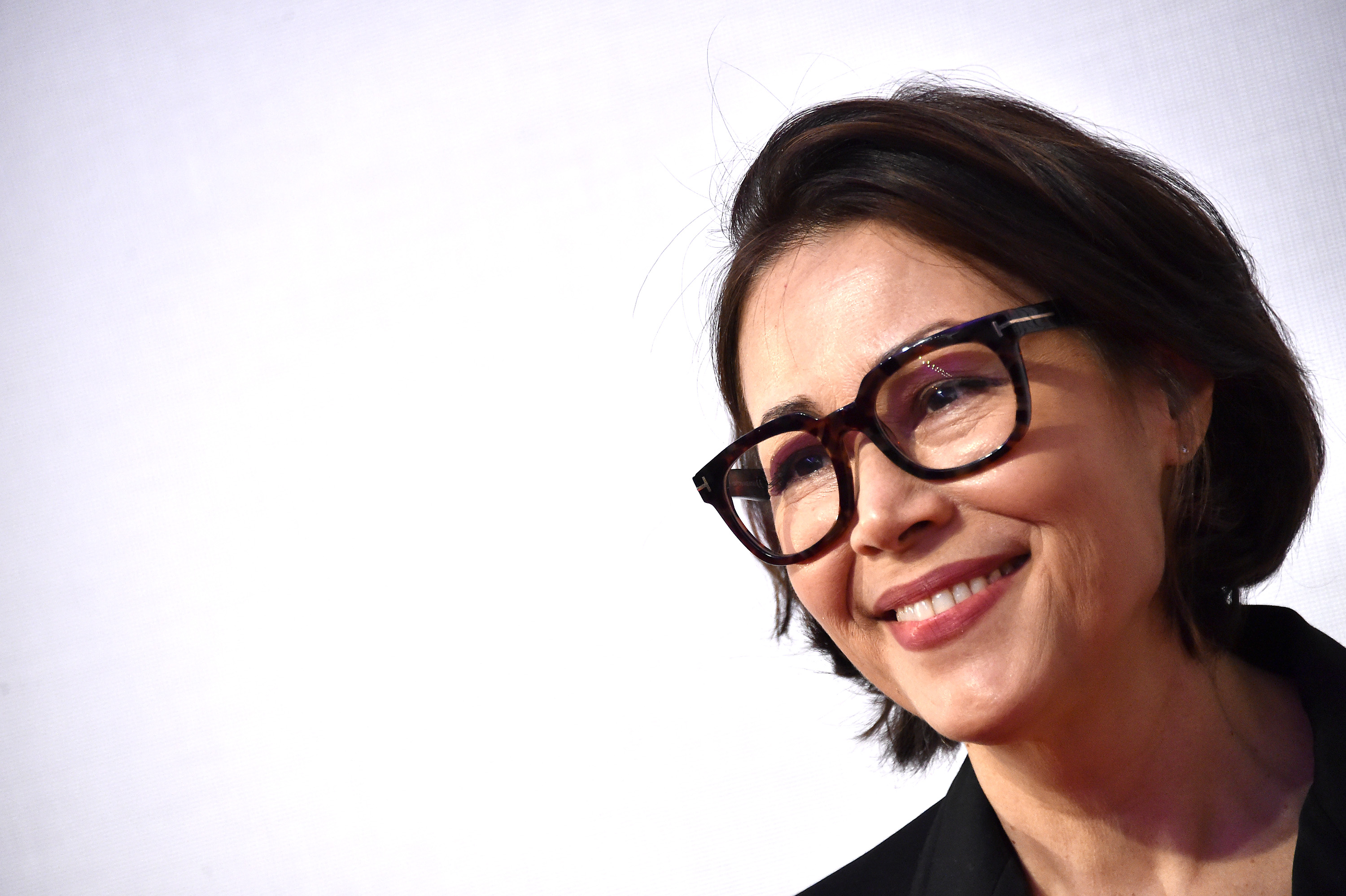 Ann Curry at the 2016 Tribeca Film Festival in New York on April 18, 2016.