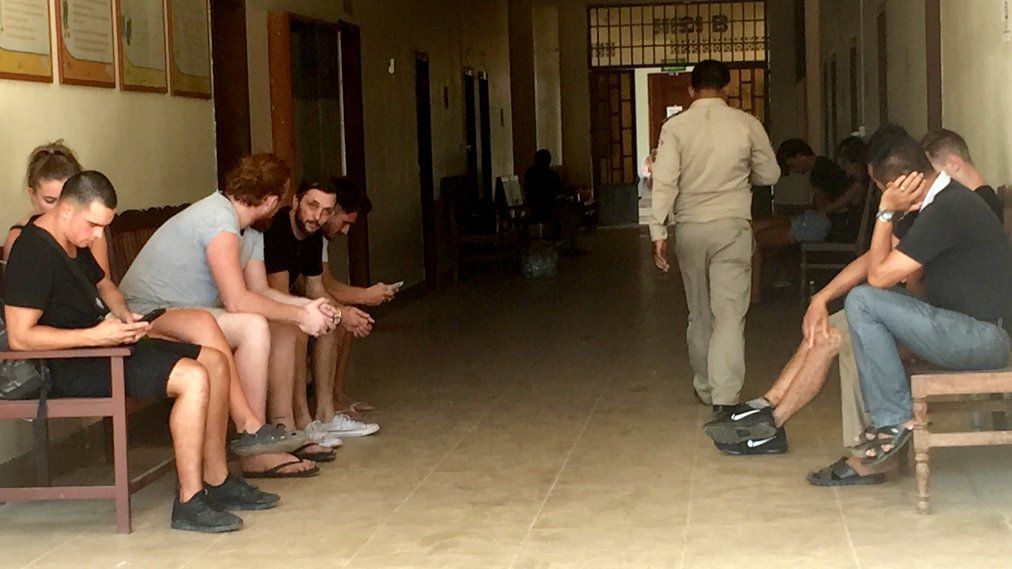 A Group of Foreigners Were Arrested in Cambodia For 'Dancing Pornographically.' They Now Face a Year in Prison