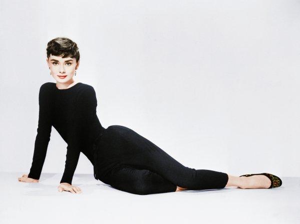 Audrey Hepburn in Publicity Photo